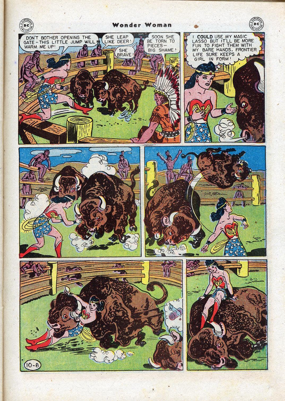 Read online Wonder Woman (1942) comic -  Issue #17 - 33