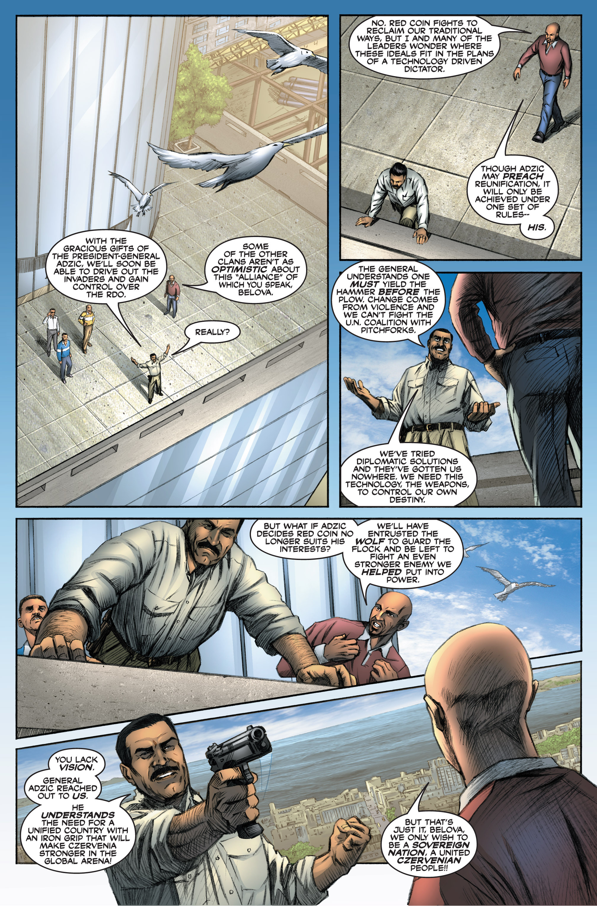 Read online America's Army comic -  Issue #6 - 4