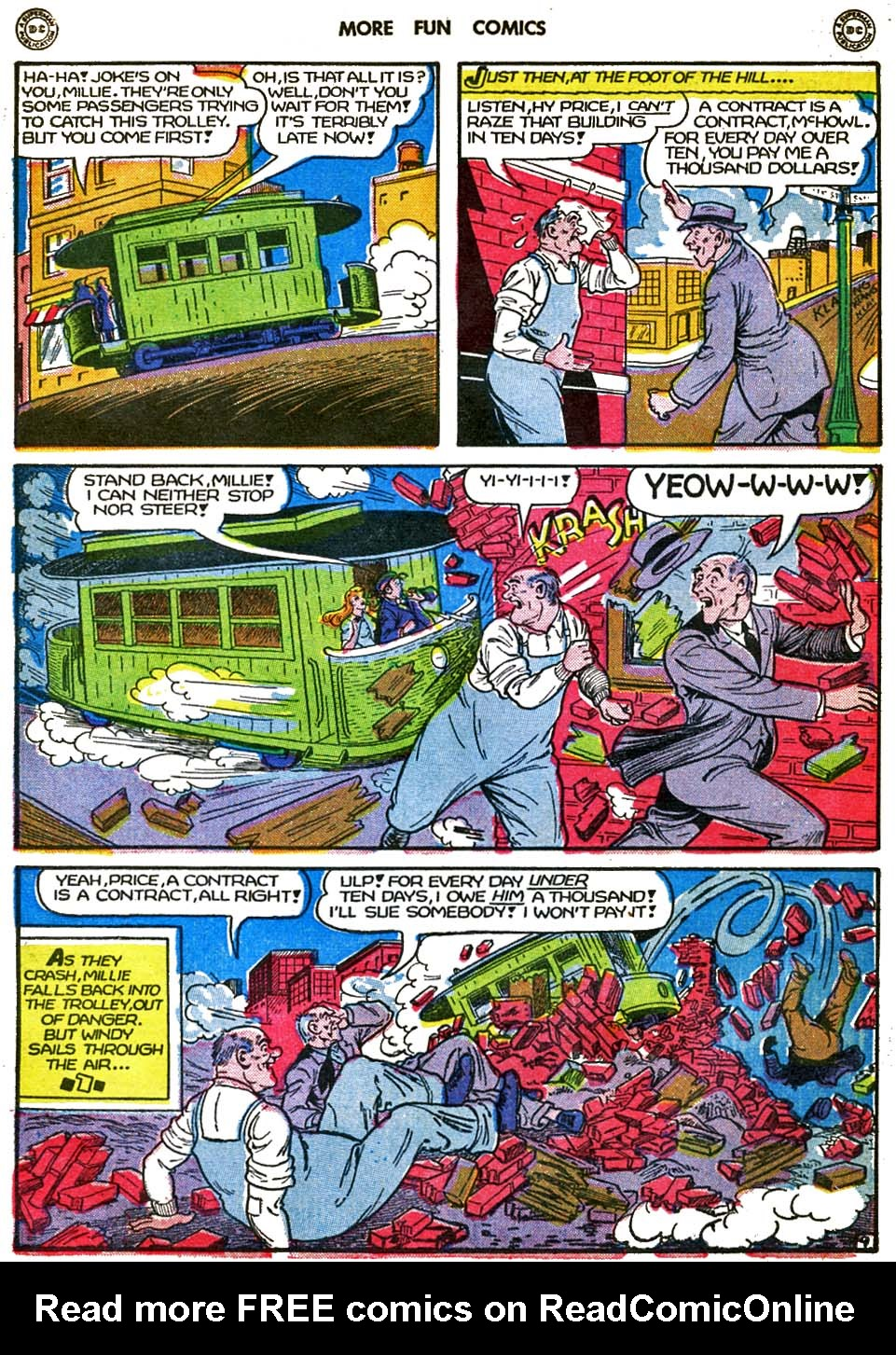 More Fun Comics issue 120 - Page 77