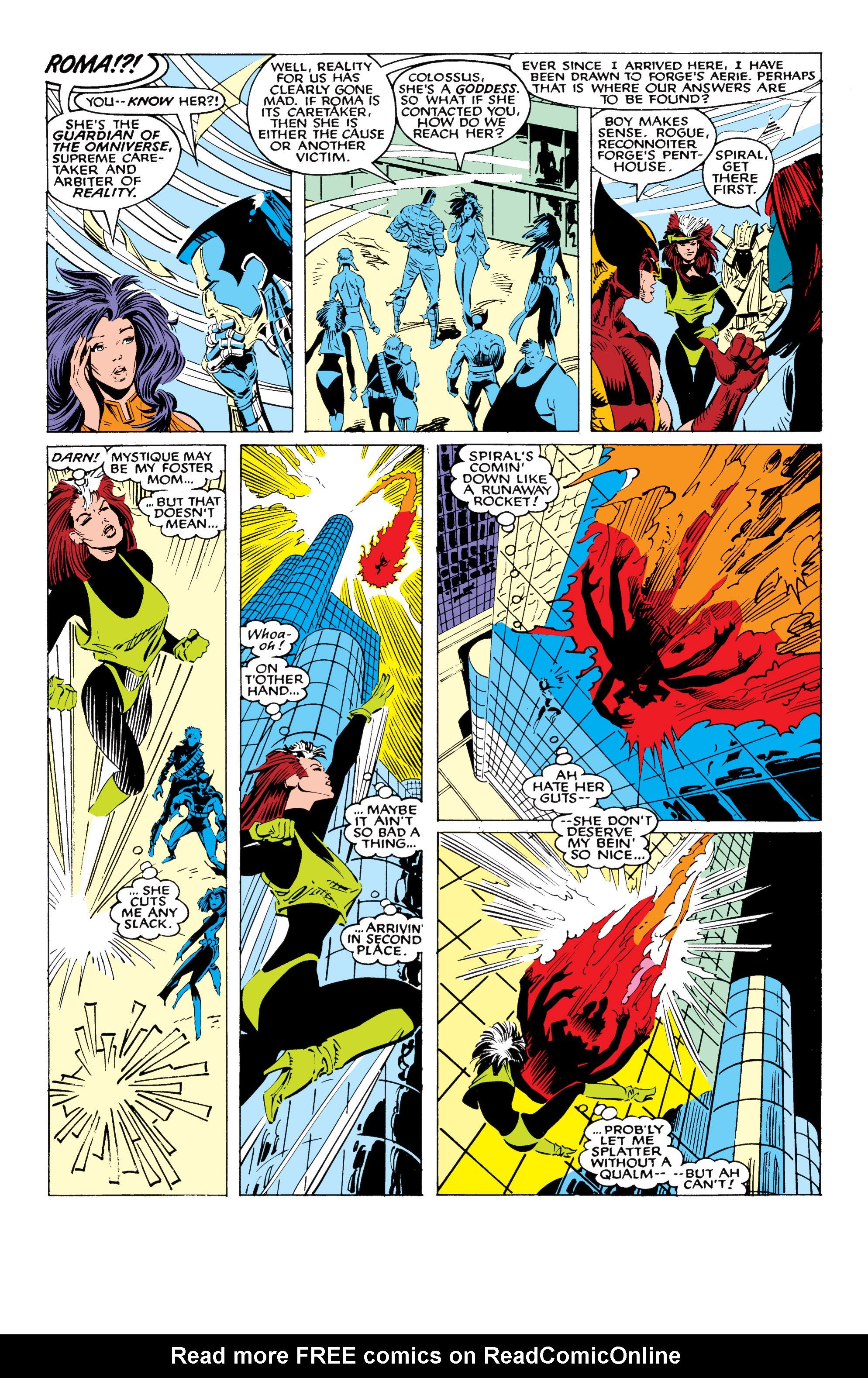 Read online Uncanny X-Men (1963) comic -  Issue #226 - 29