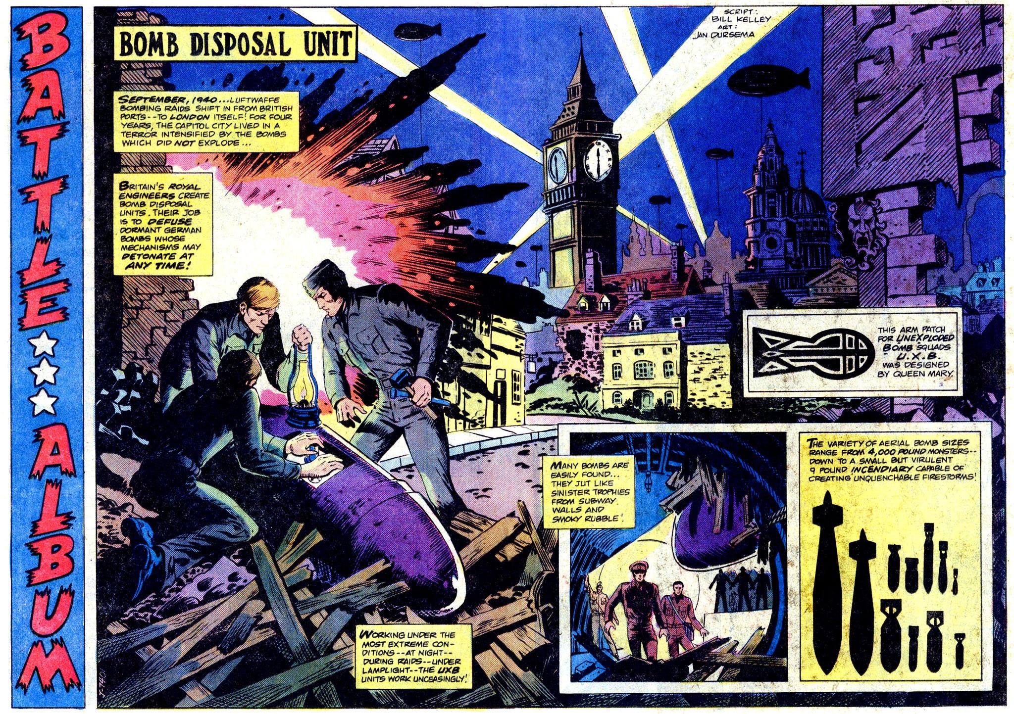 Read online Sgt. Rock comic -  Issue #358 - 15