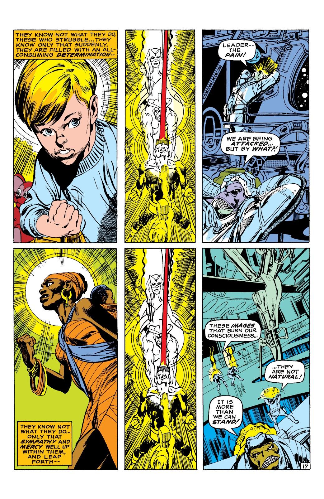 Uncanny X-Men (1963) issue 65 - Page 18