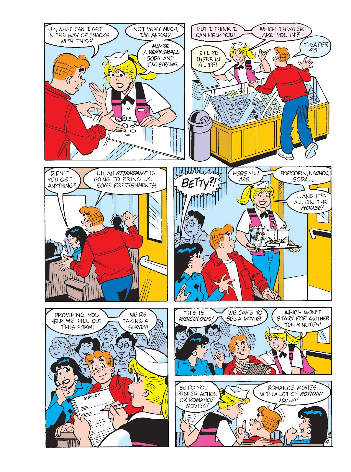 Betty and Veronica Double Digest issue 291 - Page 83