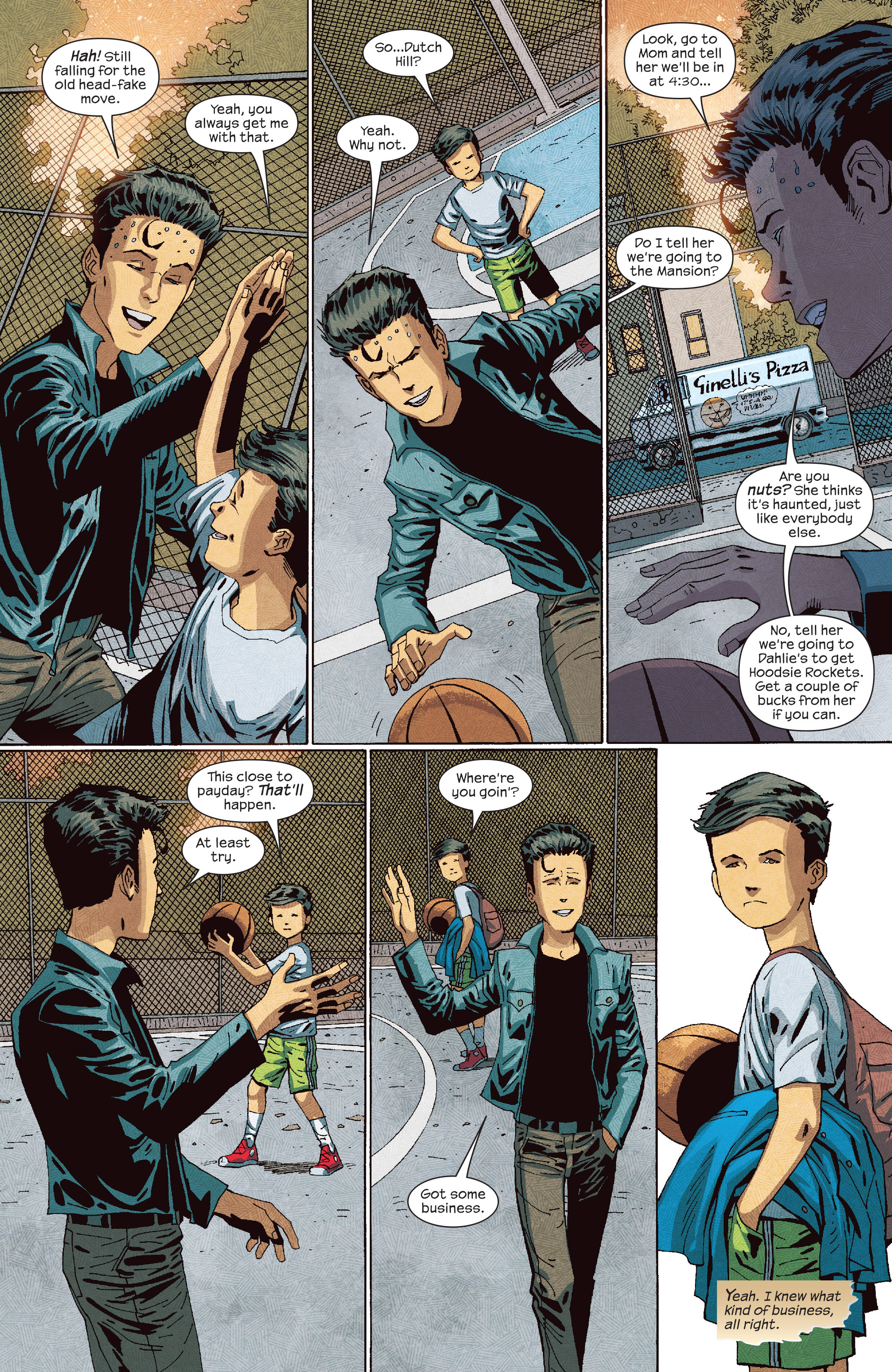 Read online Dark Tower: The Drawing of the Three - The Prisoner comic -  Issue #3 - 10