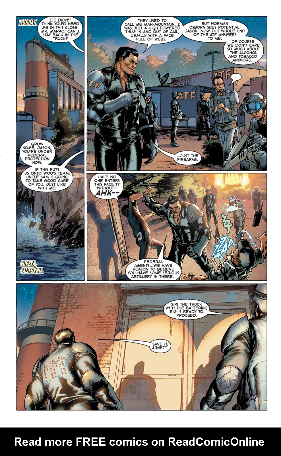 Read online Agents Of Atlas (2009) comic -  Issue #1 - 3