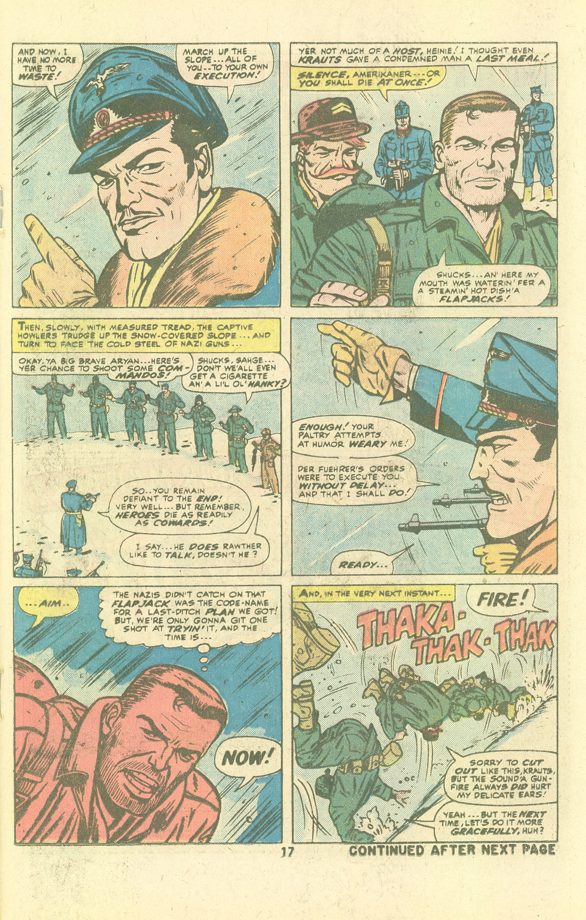 Read online Sgt. Fury comic -  Issue #134 - 19