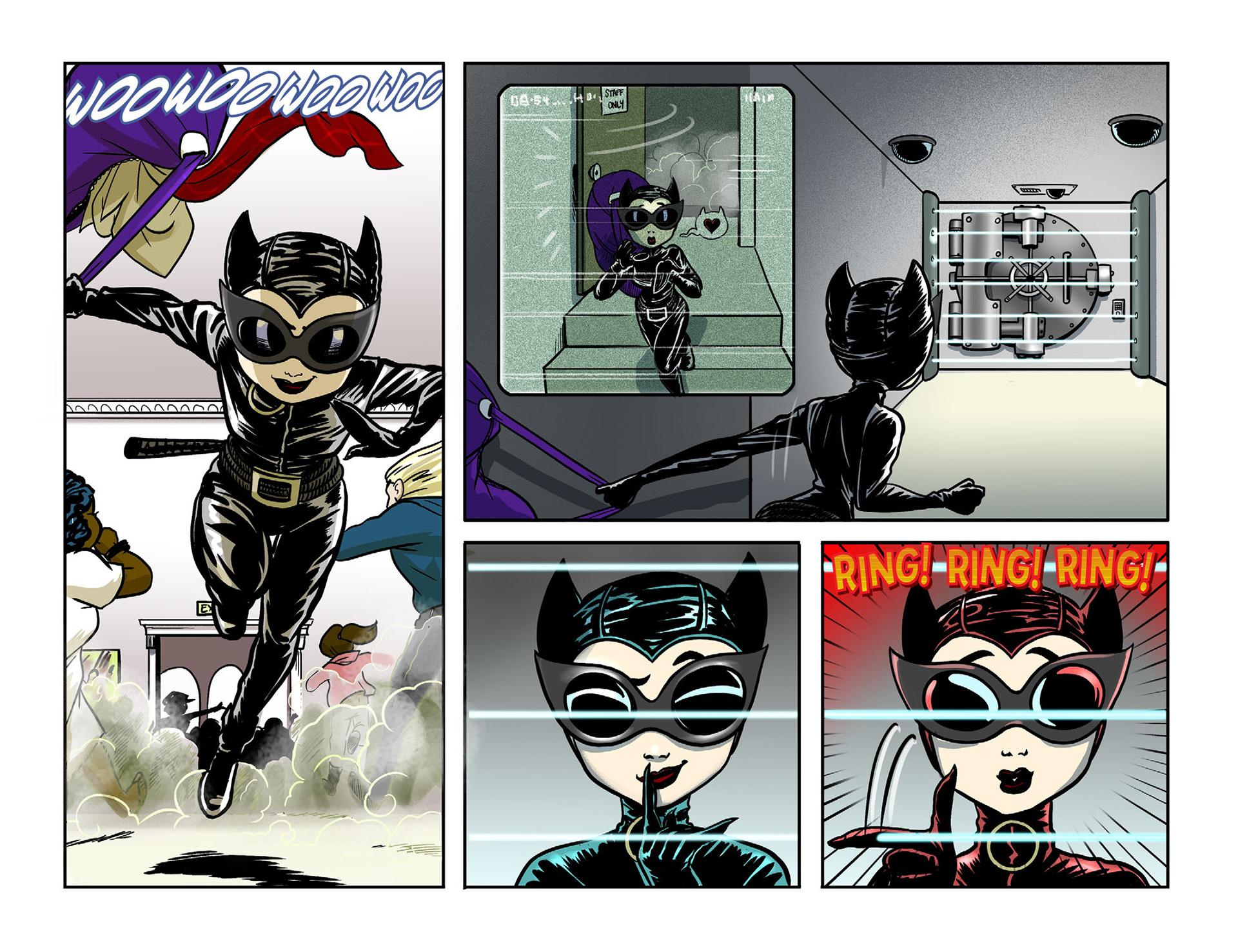 Read online Sensation Comics Featuring Wonder Woman comic -  Issue #9 - 4