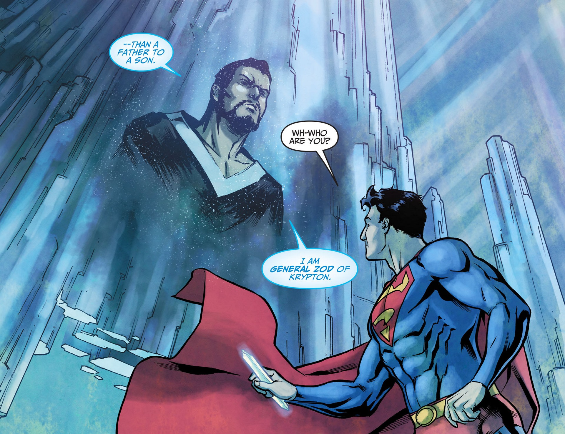 Read online Adventures of Superman [I] comic -  Issue #16 - 21