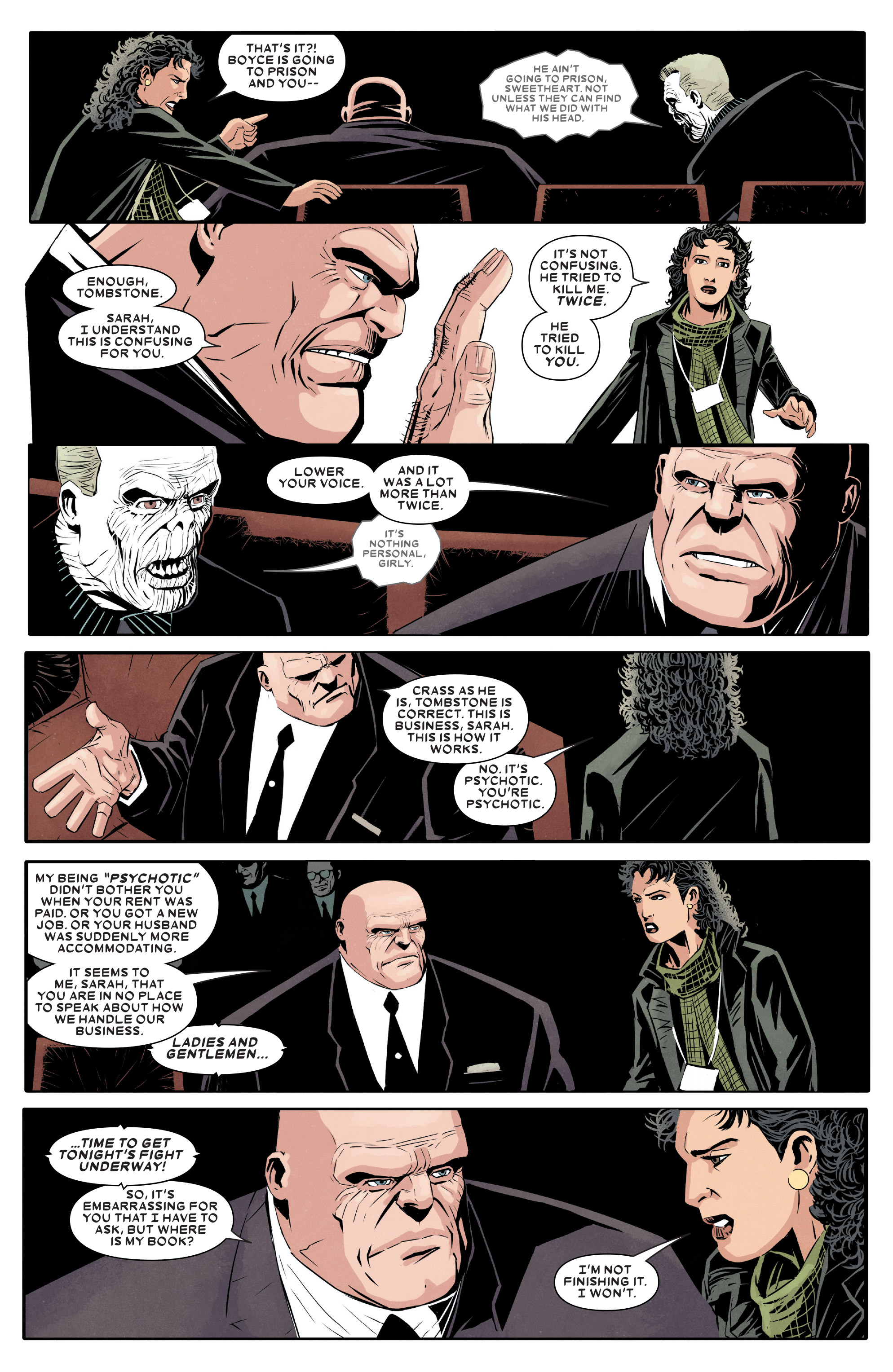 Read online Kingpin (2017) comic -  Issue #5 - 13