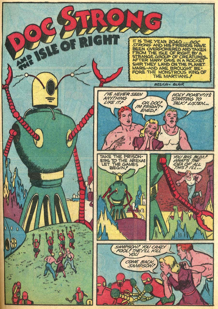 Blue Ribbon Comics (1939) issue 9 - Page 49
