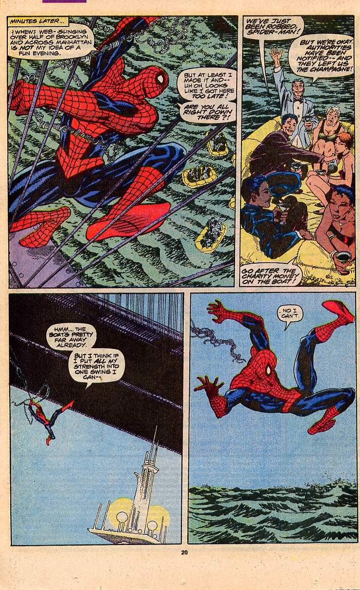 Read online Sleepwalker comic -  Issue #5 - 16
