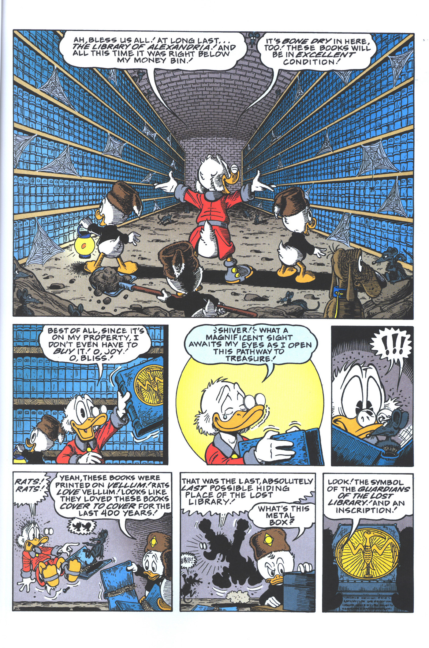 Read online Uncle Scrooge (1953) comic -  Issue #383 - 27
