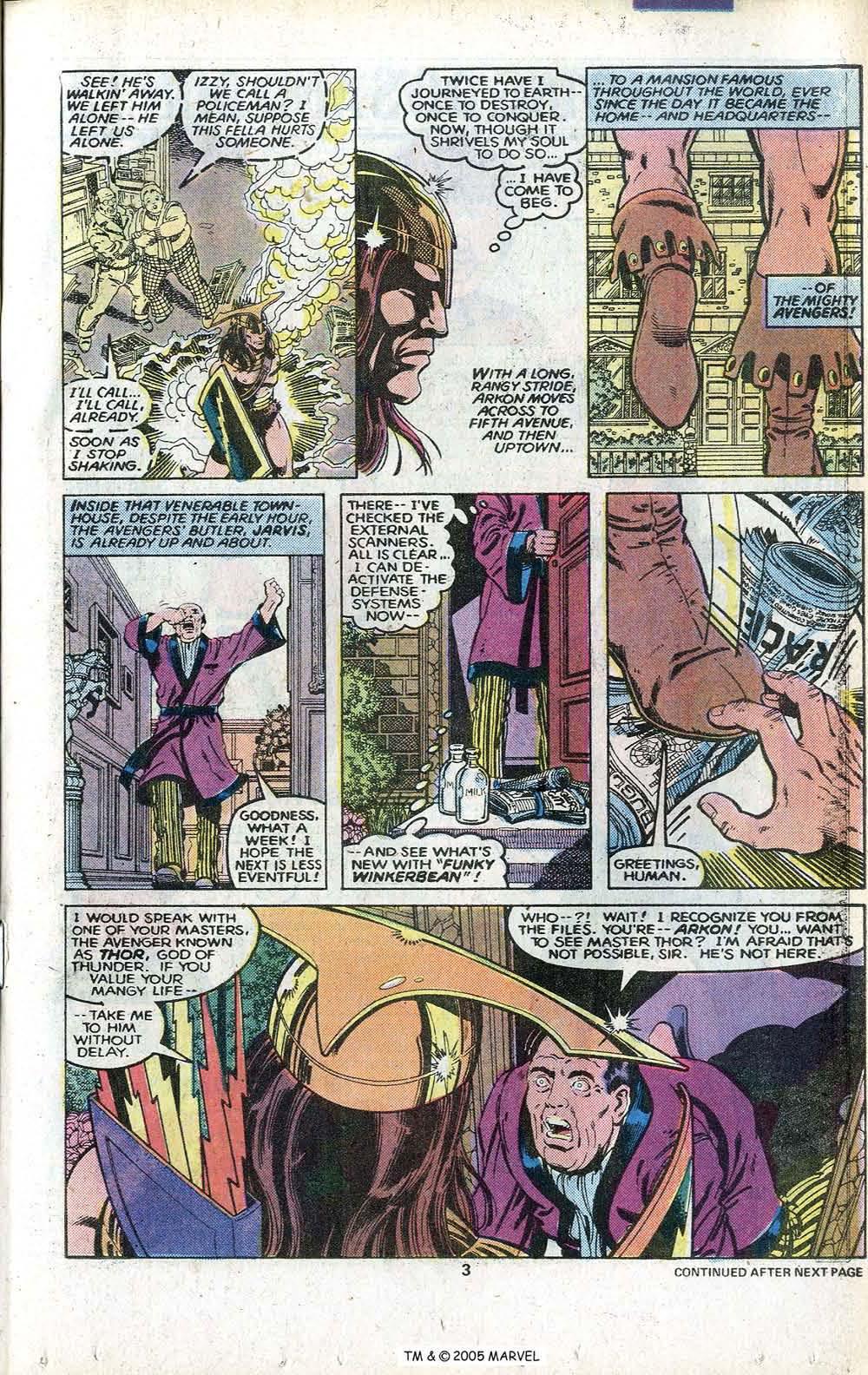 Read online Uncanny X-Men (1963) comic -  Issue # _Annual 3 - 5