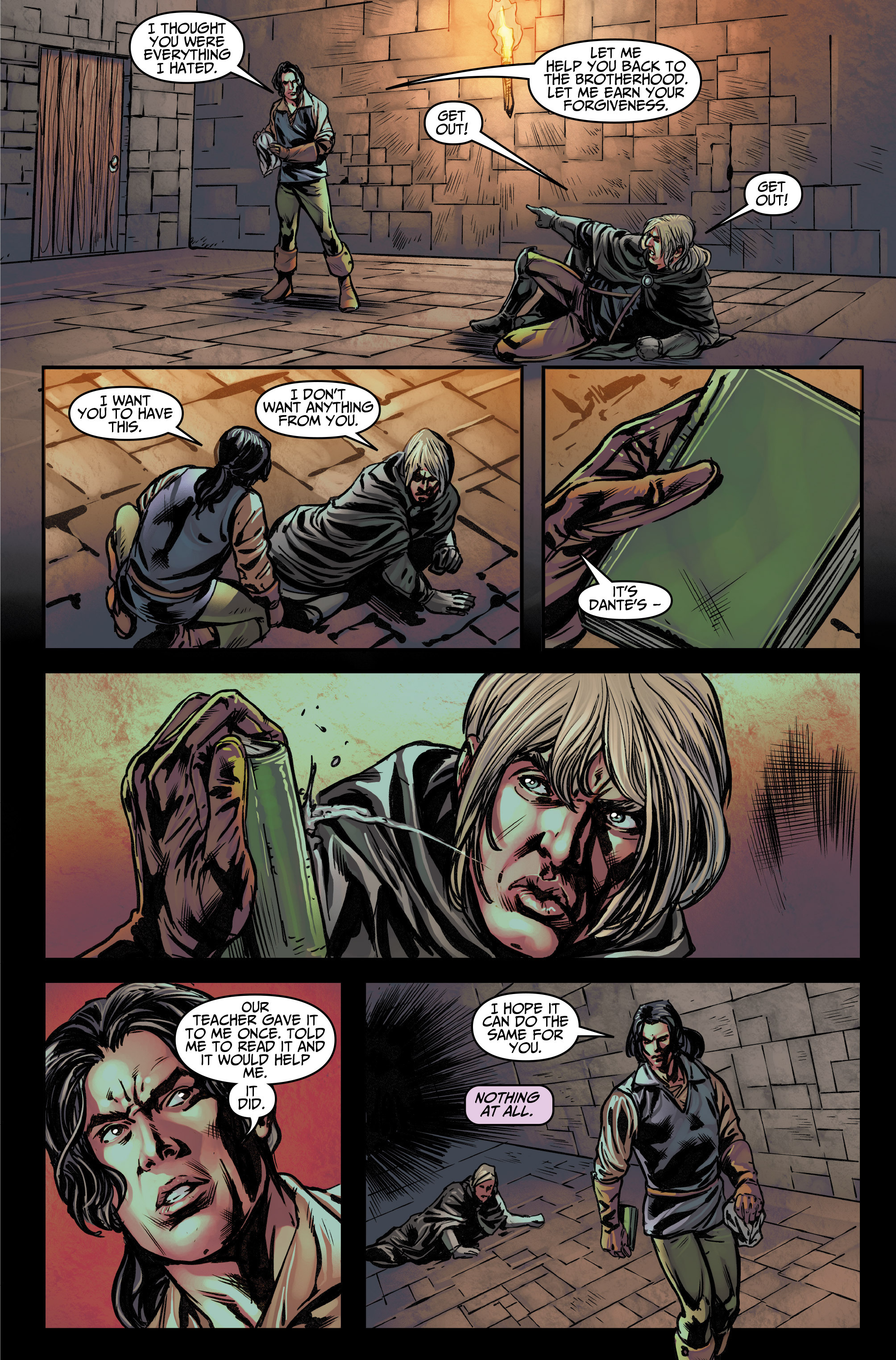 Read online Assassin's Creed (2015) comic -  Issue #12 - 7