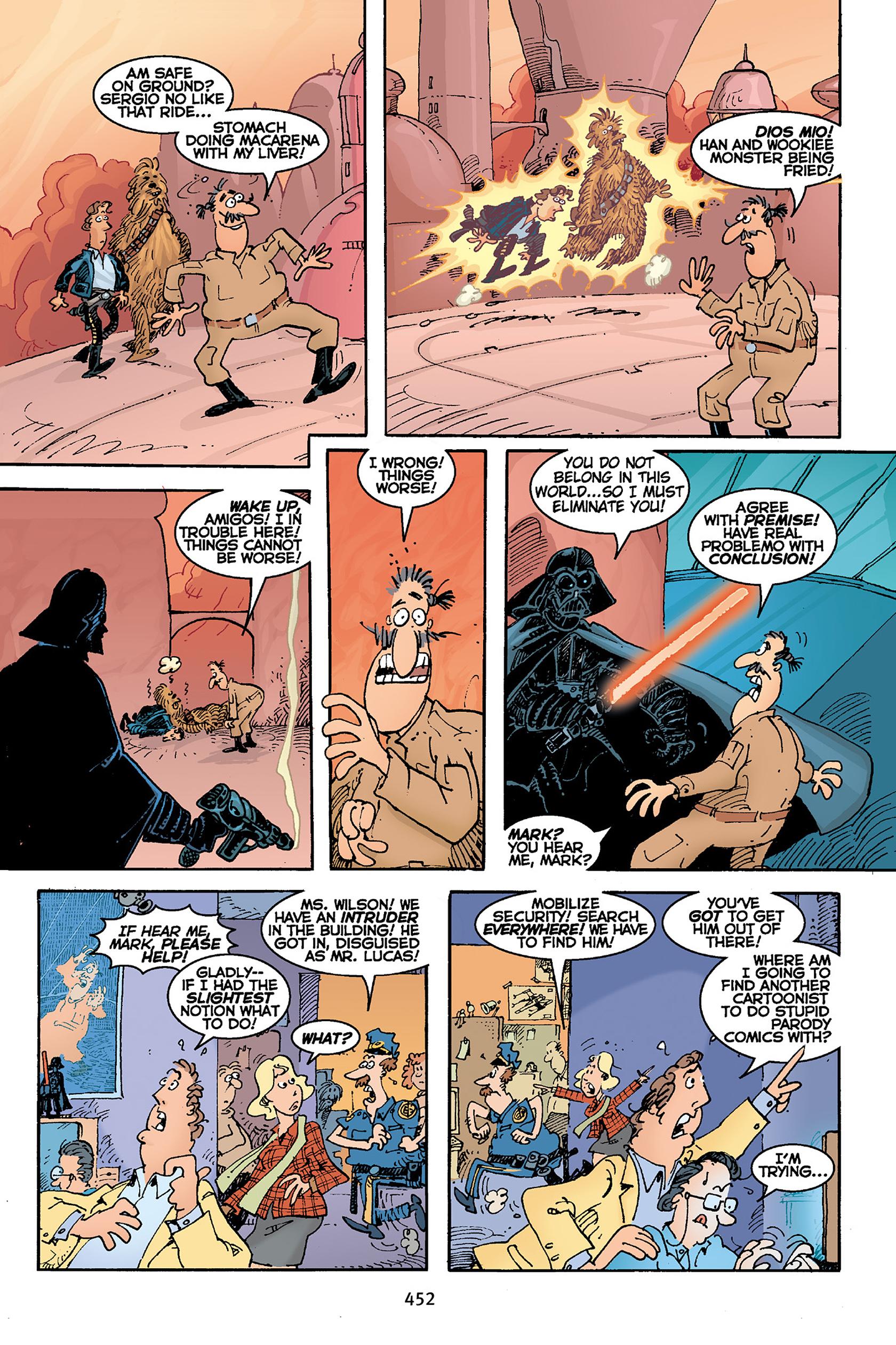 Read online Star Wars Omnibus comic -  Issue # Vol. 30 - 441