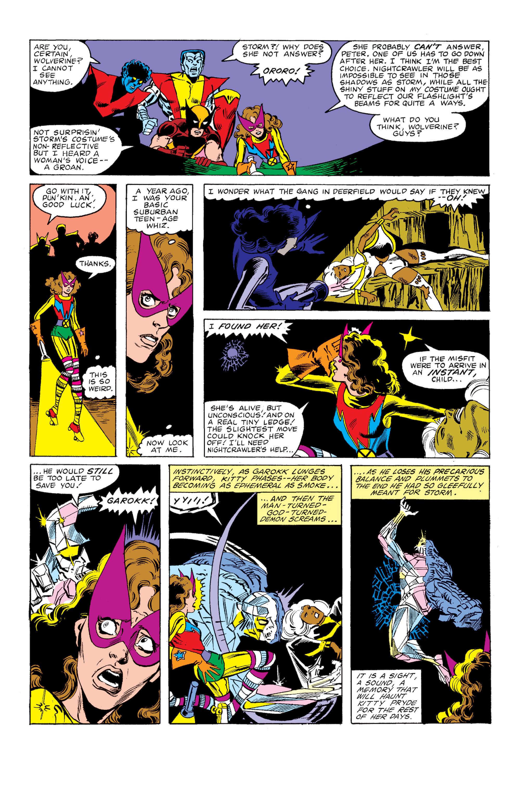 Read online Uncanny X-Men (1963) comic -  Issue #149 - 20