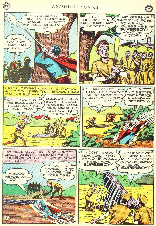 Read online Adventure Comics (1938) comic -  Issue #146 - 8