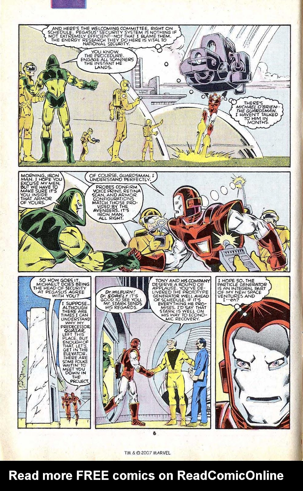 Iron Man Annual issue 8 - Page 10