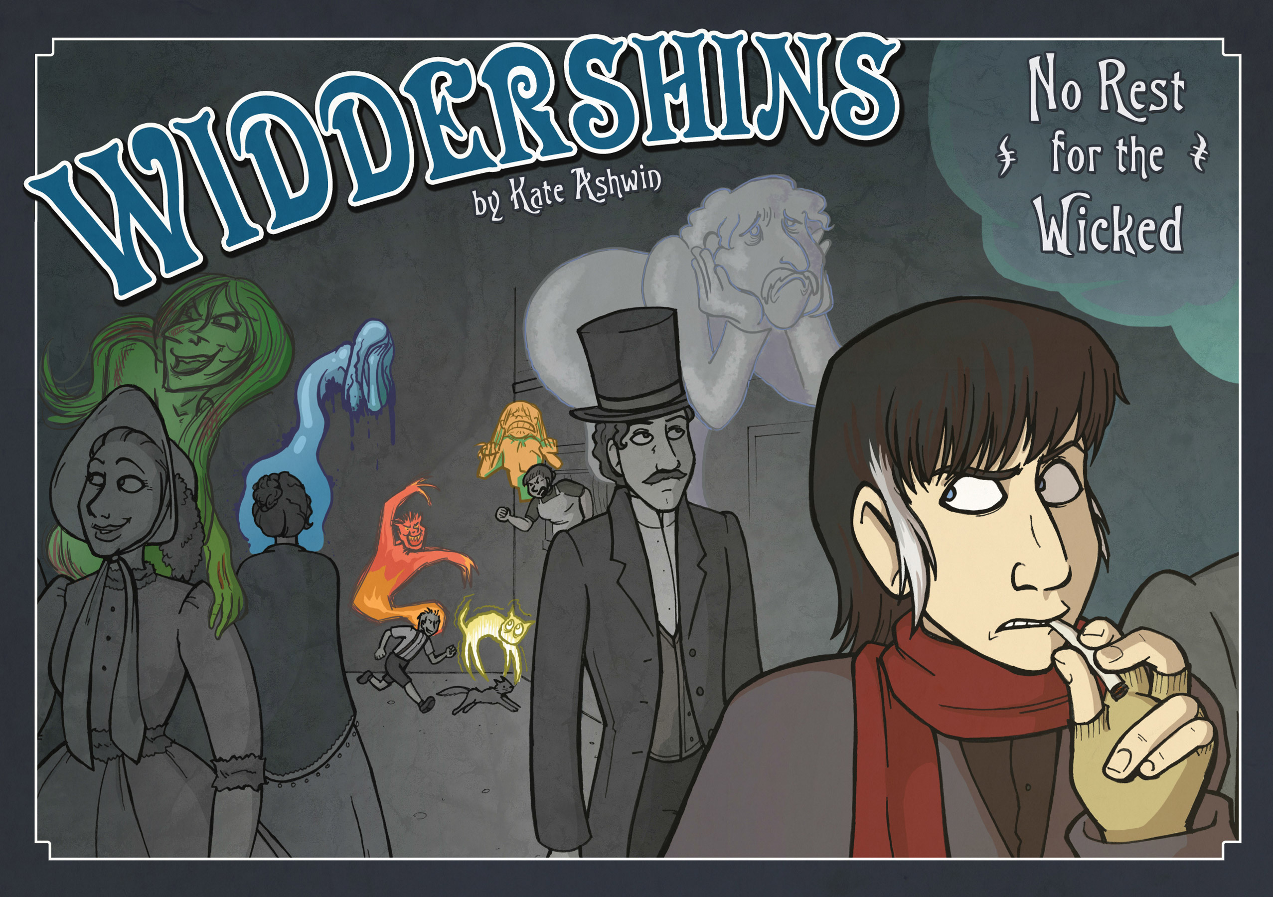 Widdershins issue 2 - Page 1