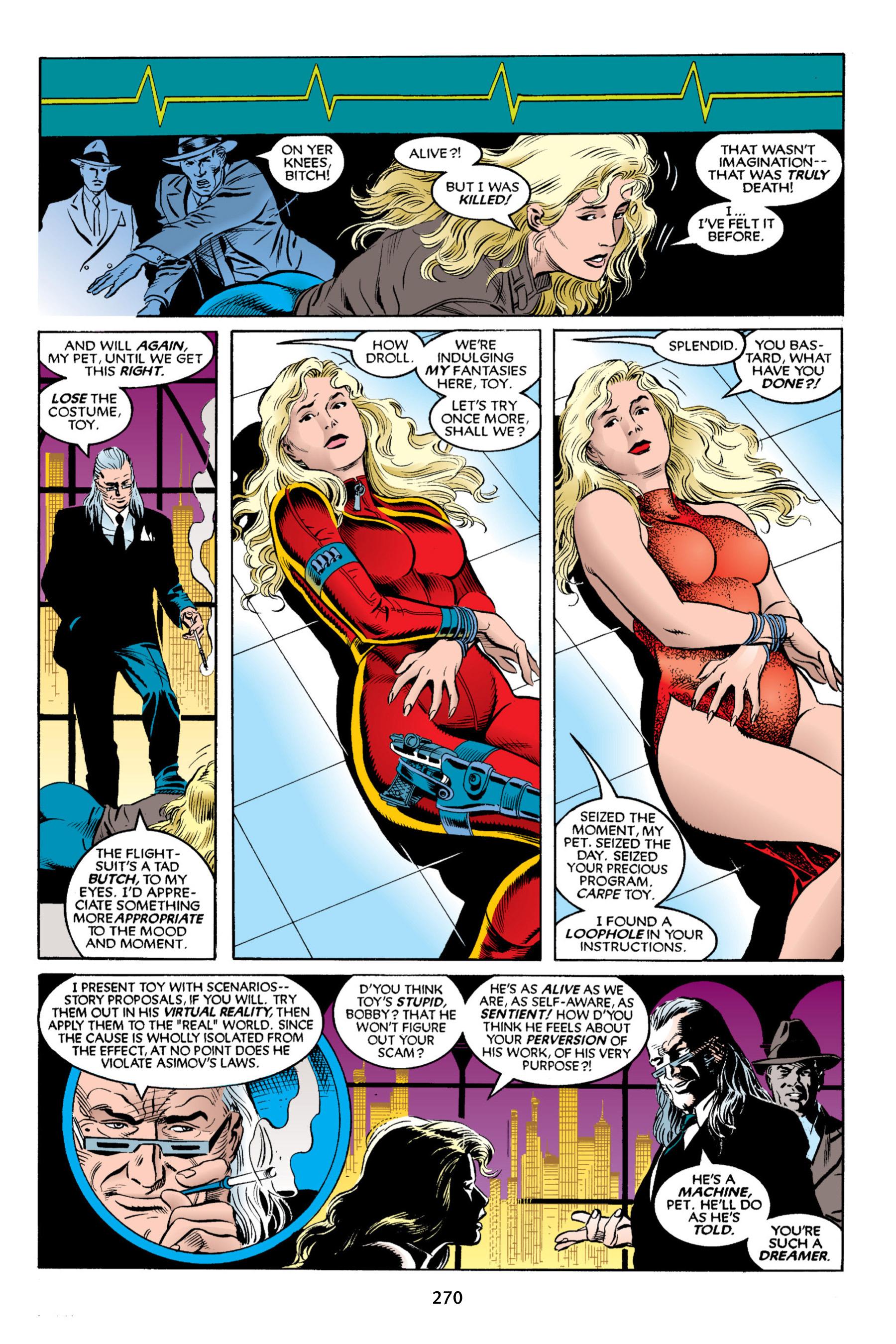 Read online Aliens vs. Predator Omnibus comic -  Issue # _TPB 2 Part 3 - 45