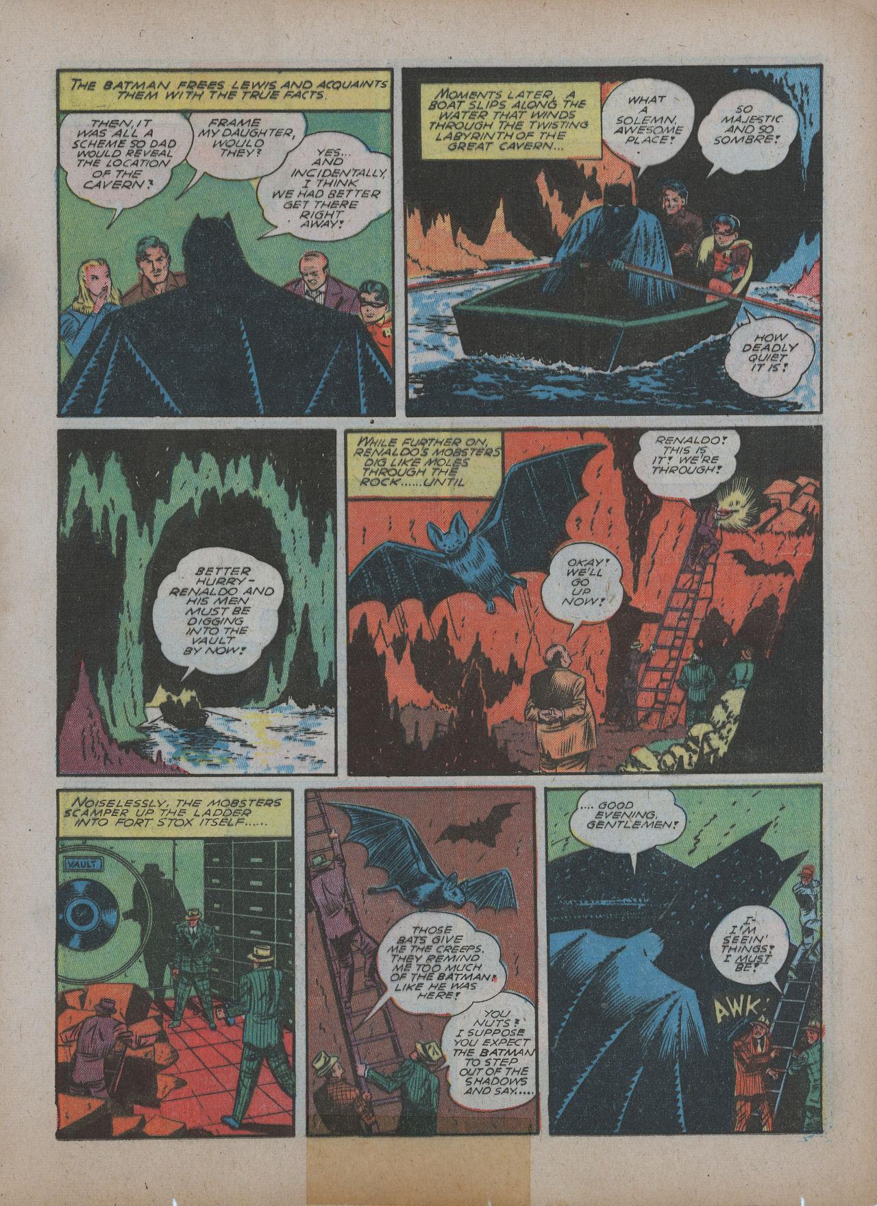 Read online Detective Comics (1937) comic -  Issue #48 - 13