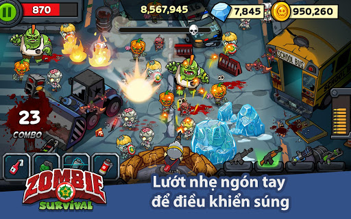 Zombie Survival Game of Dead hack