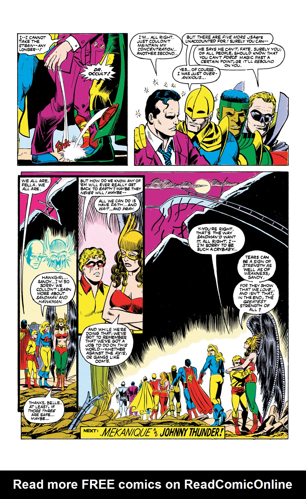 Read online All-Star Squadron comic -  Issue #57 - 23