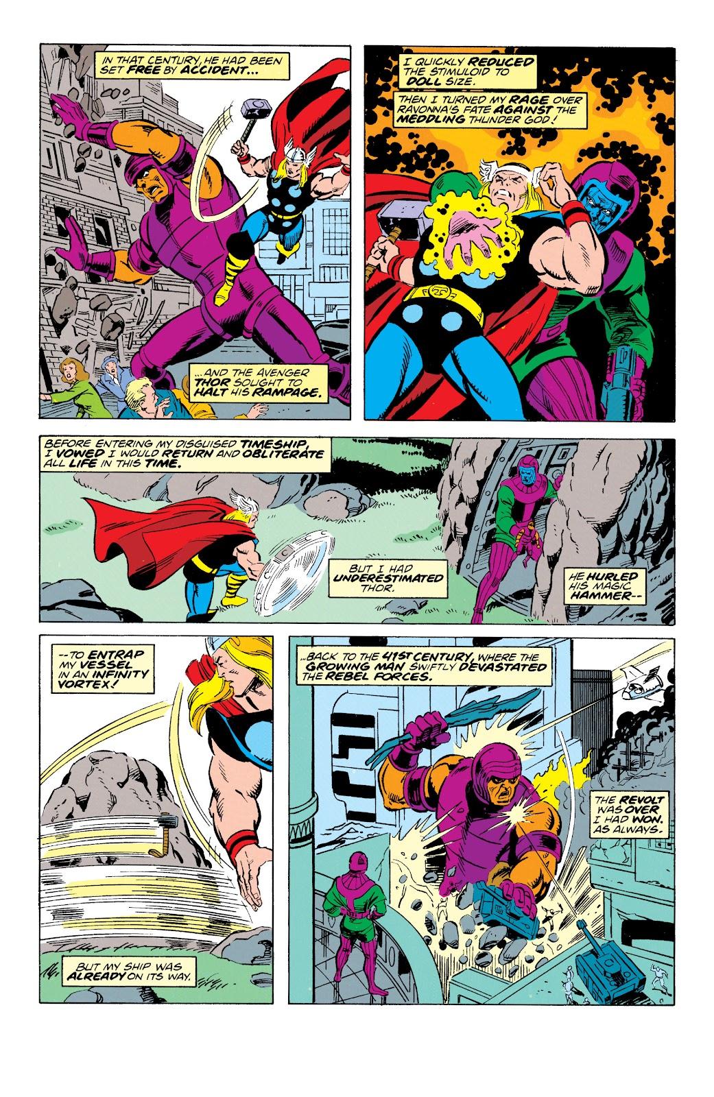 Read online Avengers: Citizen Kang comic -  Issue # TPB (Part 2) - 10