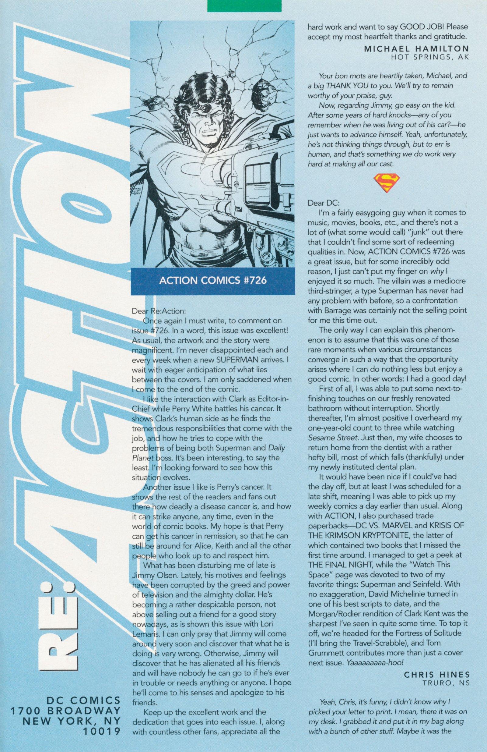 Action Comics (1938) 730 Page 30