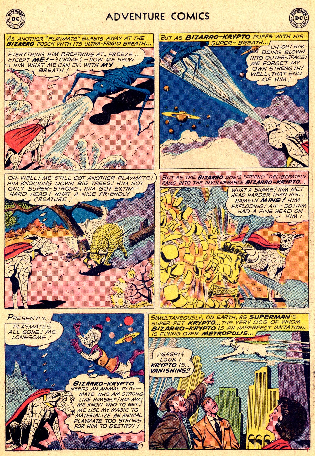 Read online Adventure Comics (1938) comic -  Issue #294 - 25