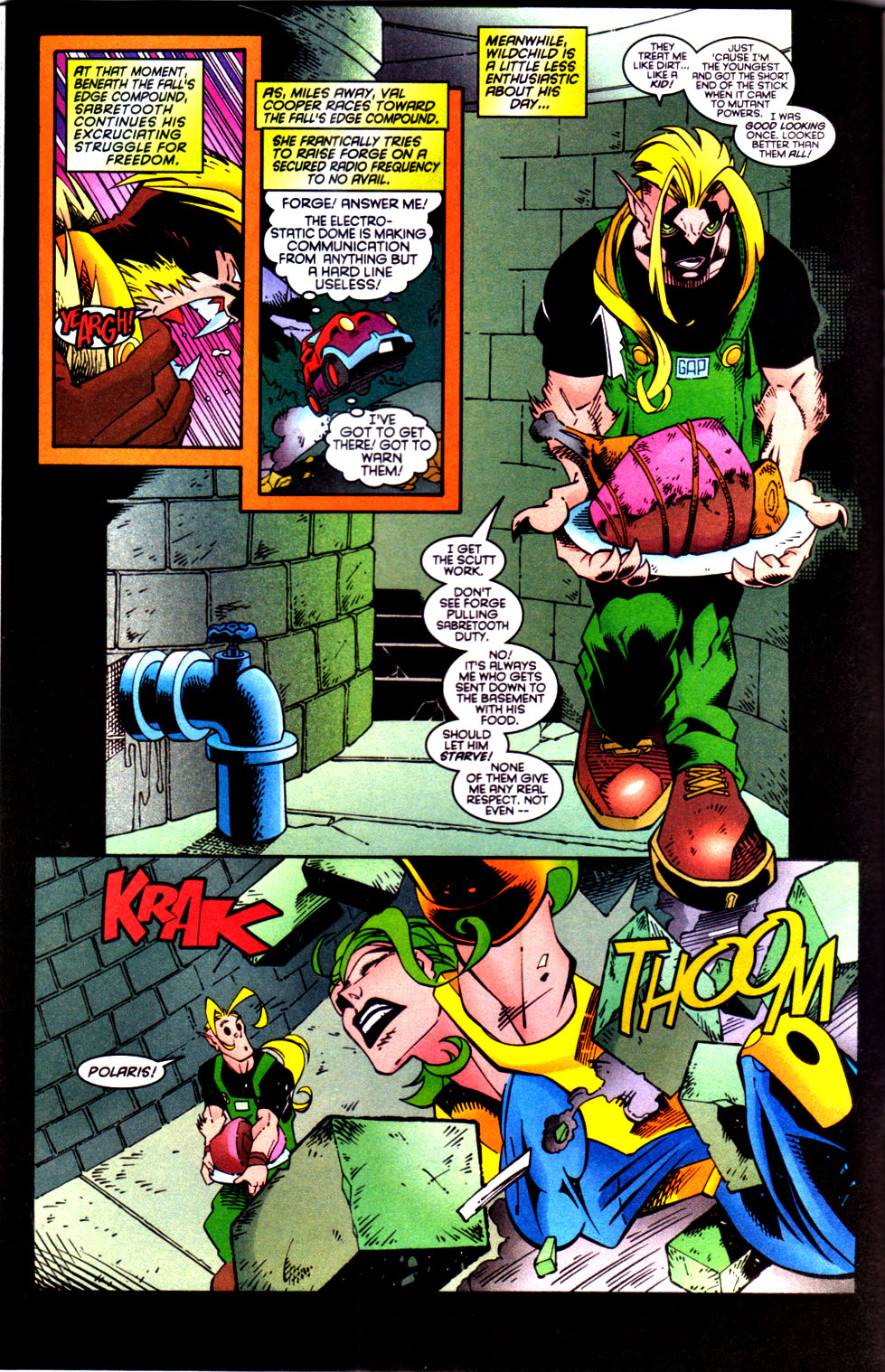 Read online X-Factor (1986) comic -  Issue #136 - 10