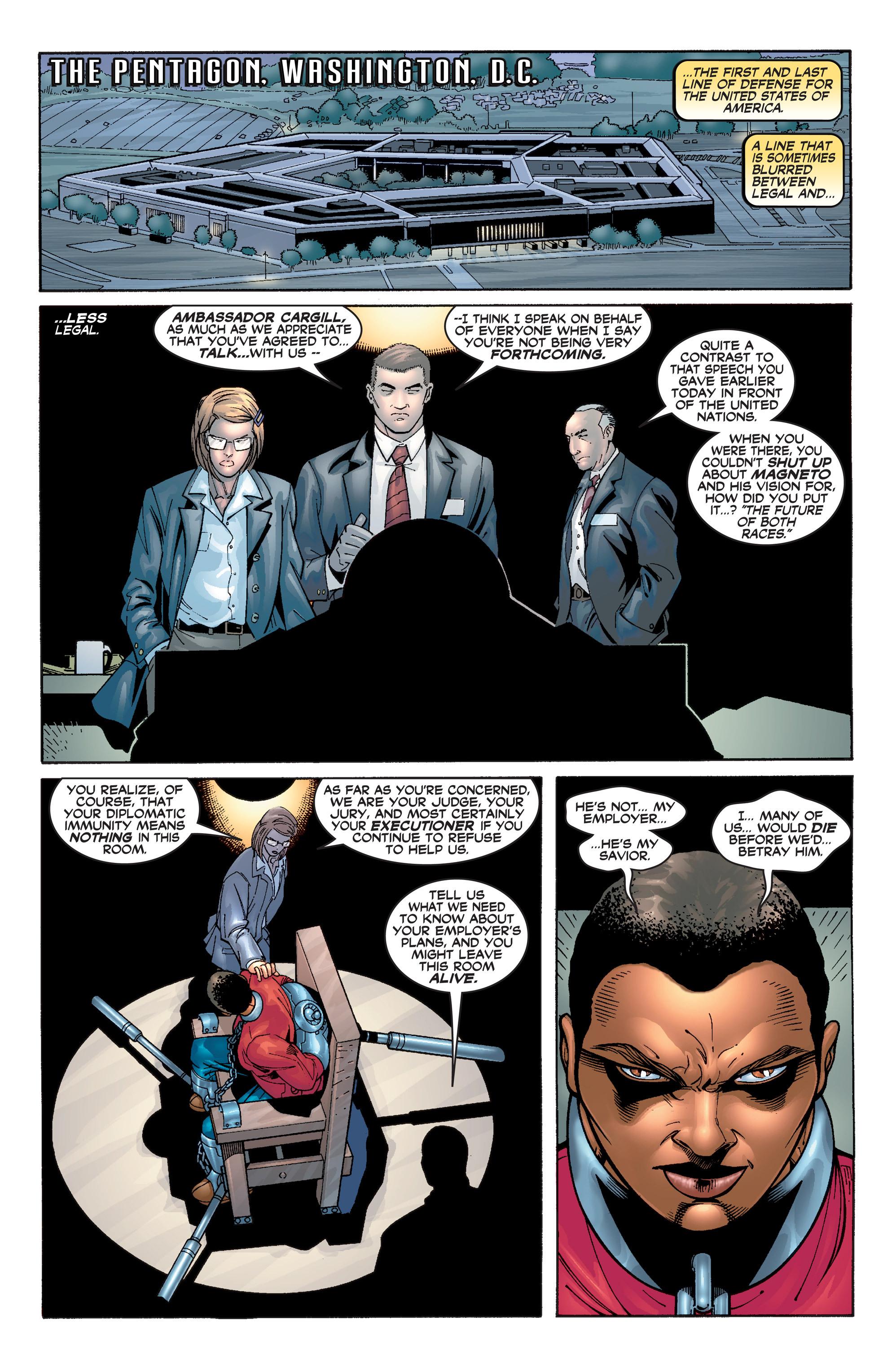 Read online Uncanny X-Men (1963) comic -  Issue #392 - 3
