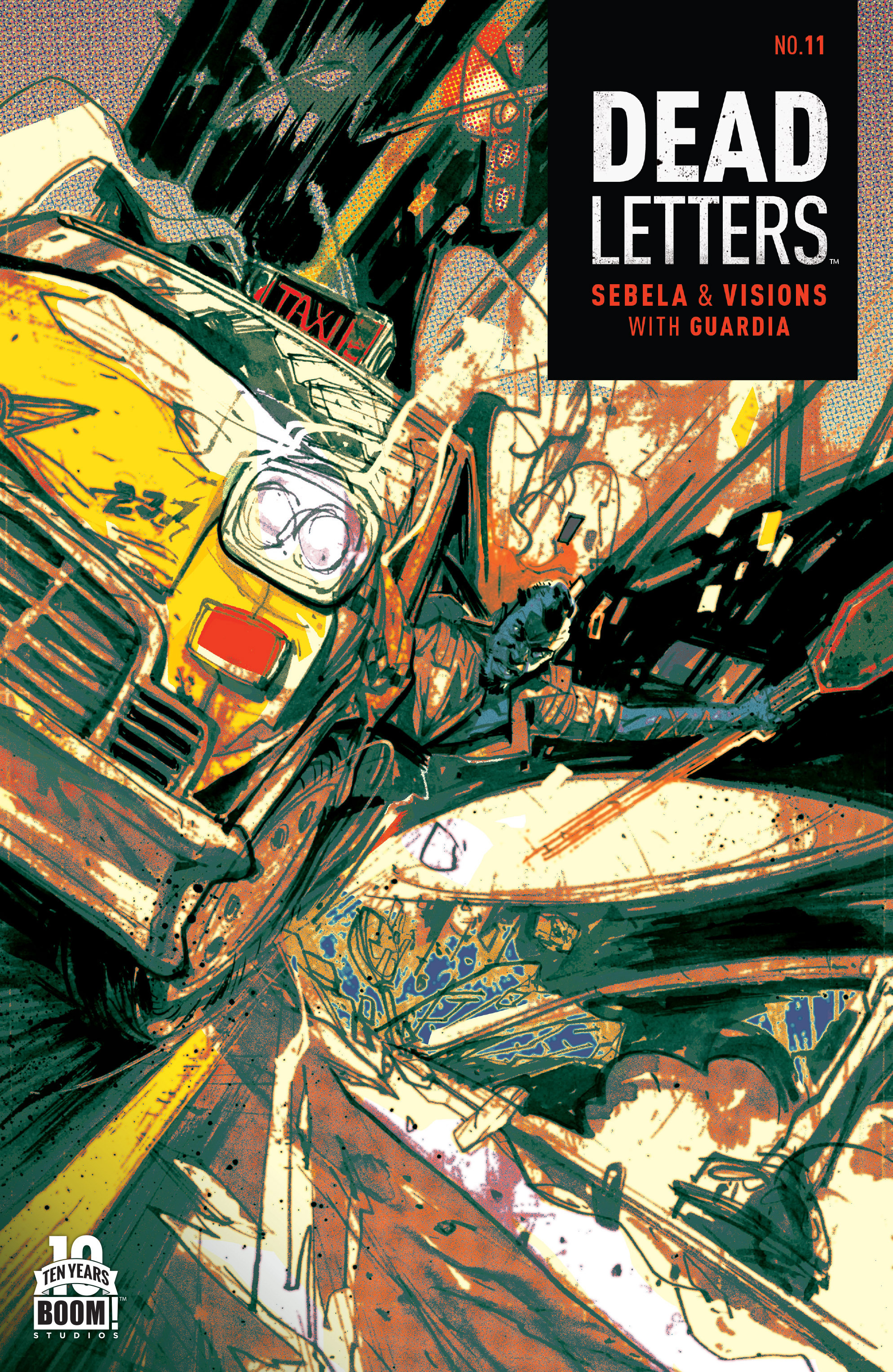 Dead Letters 11 Page 1