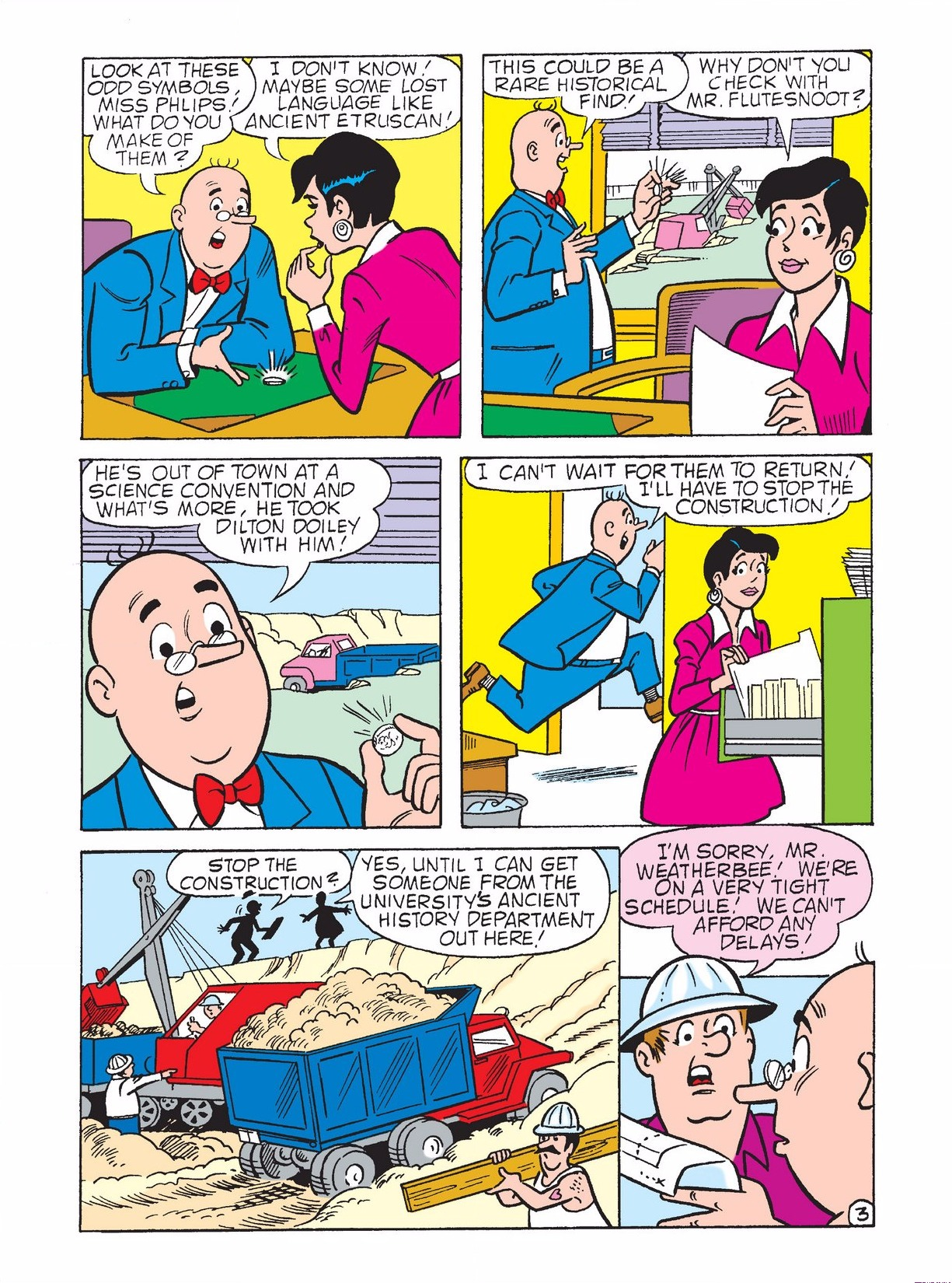 Read online Archie 1000 Page Comics Bonanza comic -  Issue #3 (Part 1) - 95