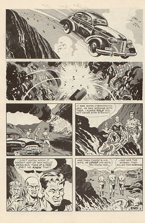Read online Xenozoic Tales comic -  Issue #3 - 31
