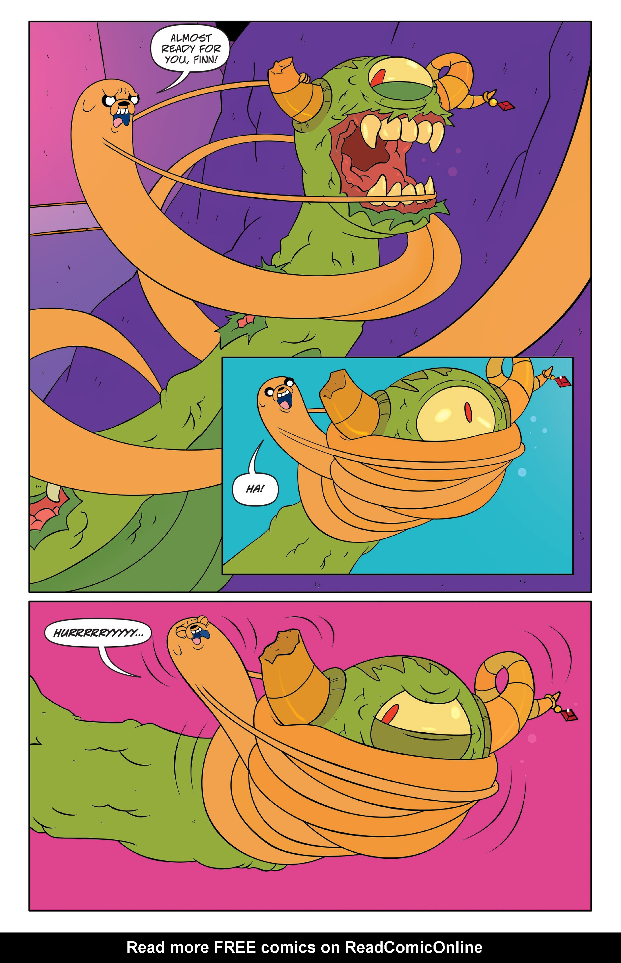 Read online Adventure Time comic -  Issue #Adventure Time _TPB 7 - 77