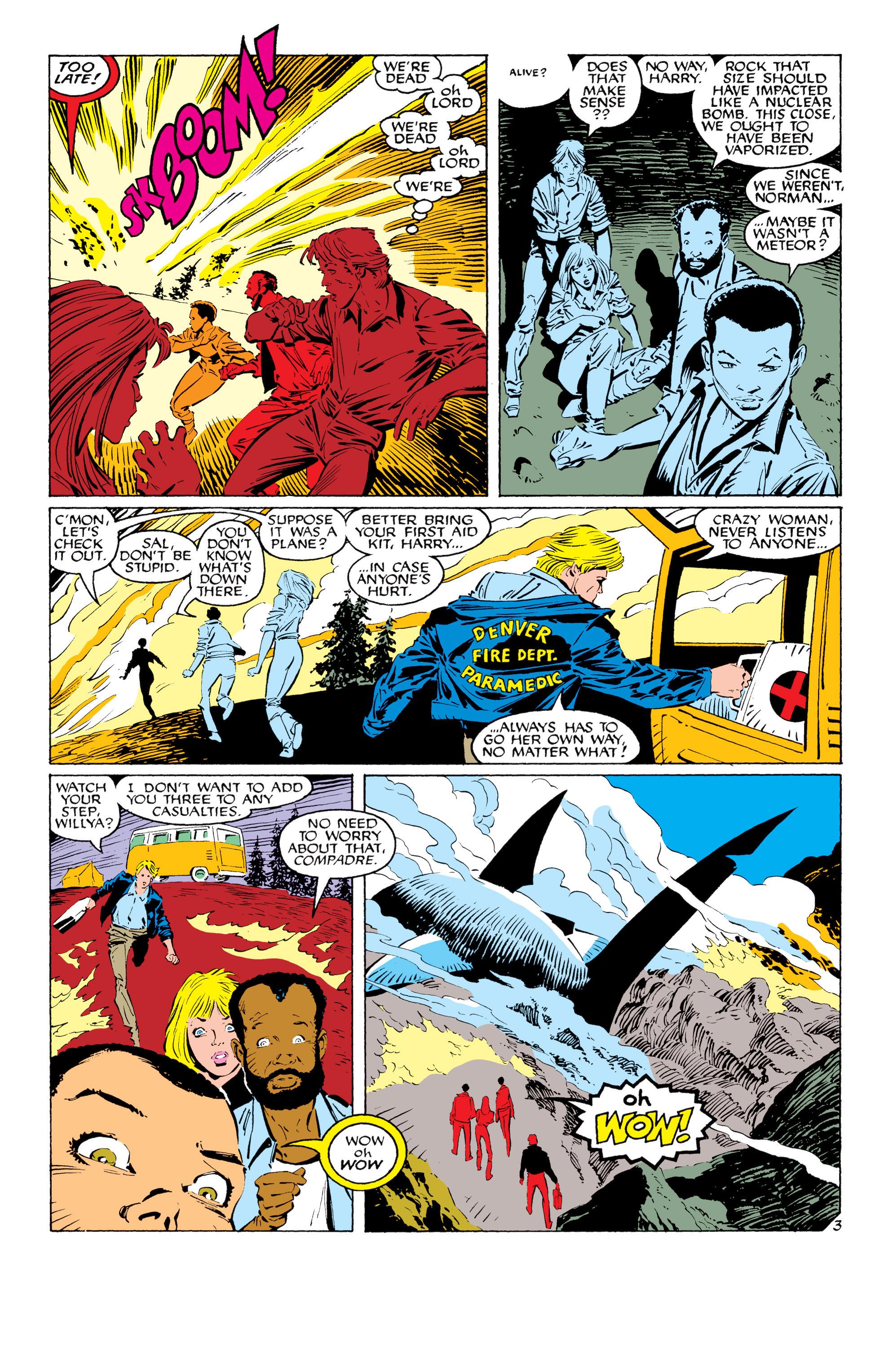Read online Uncanny X-Men (1963) comic -  Issue #232 - 4