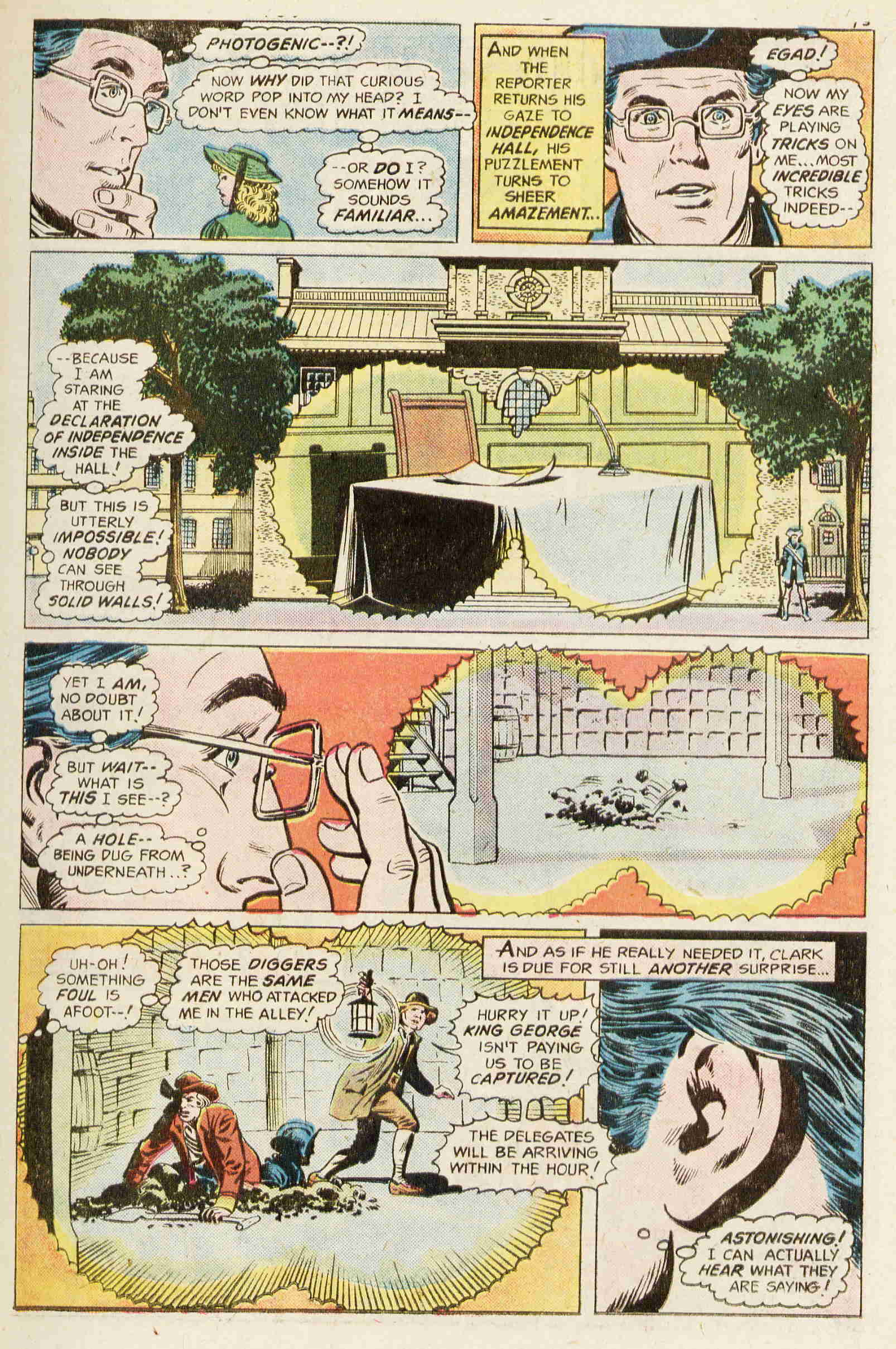 Read online Action Comics (1938) comic -  Issue #463 - 10