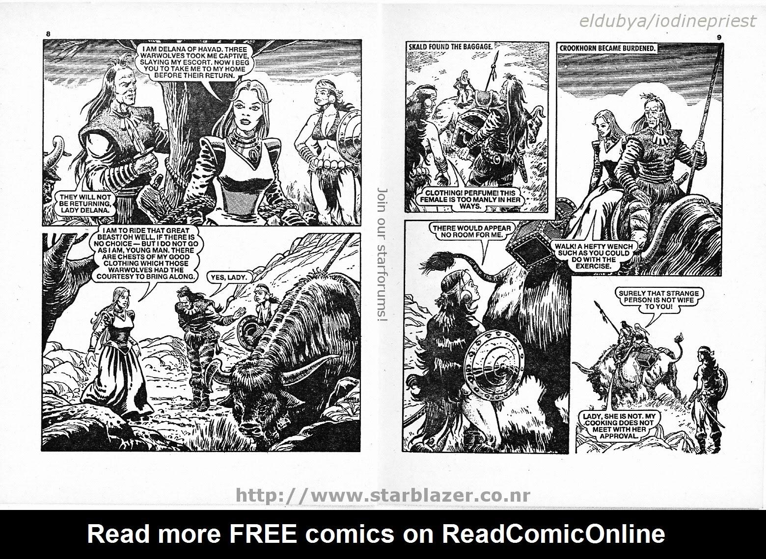 Starblazer issue 267 - Page 6