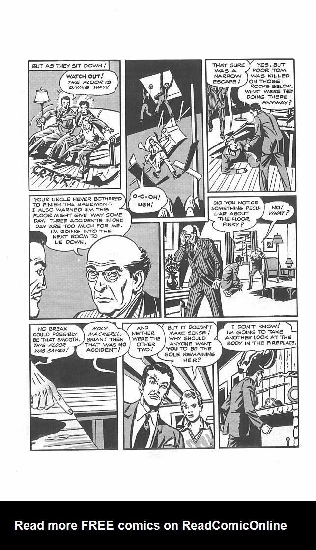 Read online Golden-Age Men of Mystery comic -  Issue #9 - 48