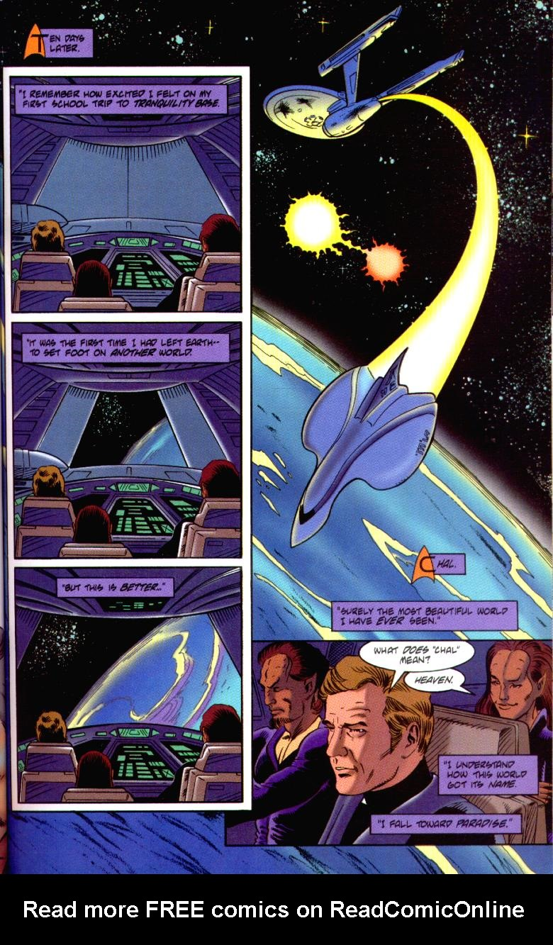 Read online Star Trek: The Ashes of Eden comic -  Issue # Full - 44