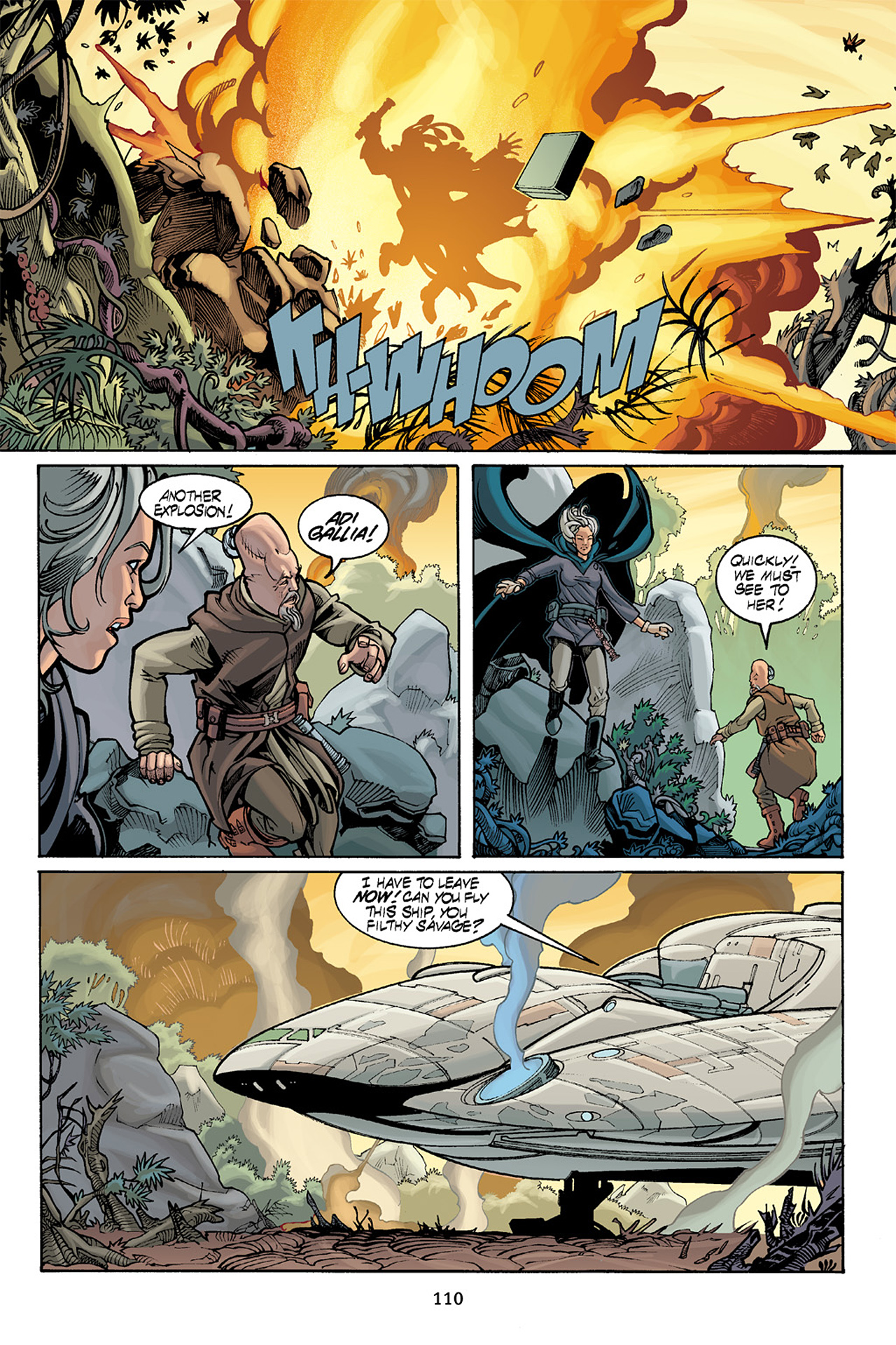 Read online Star Wars Omnibus comic -  Issue # Vol. 10 - 109