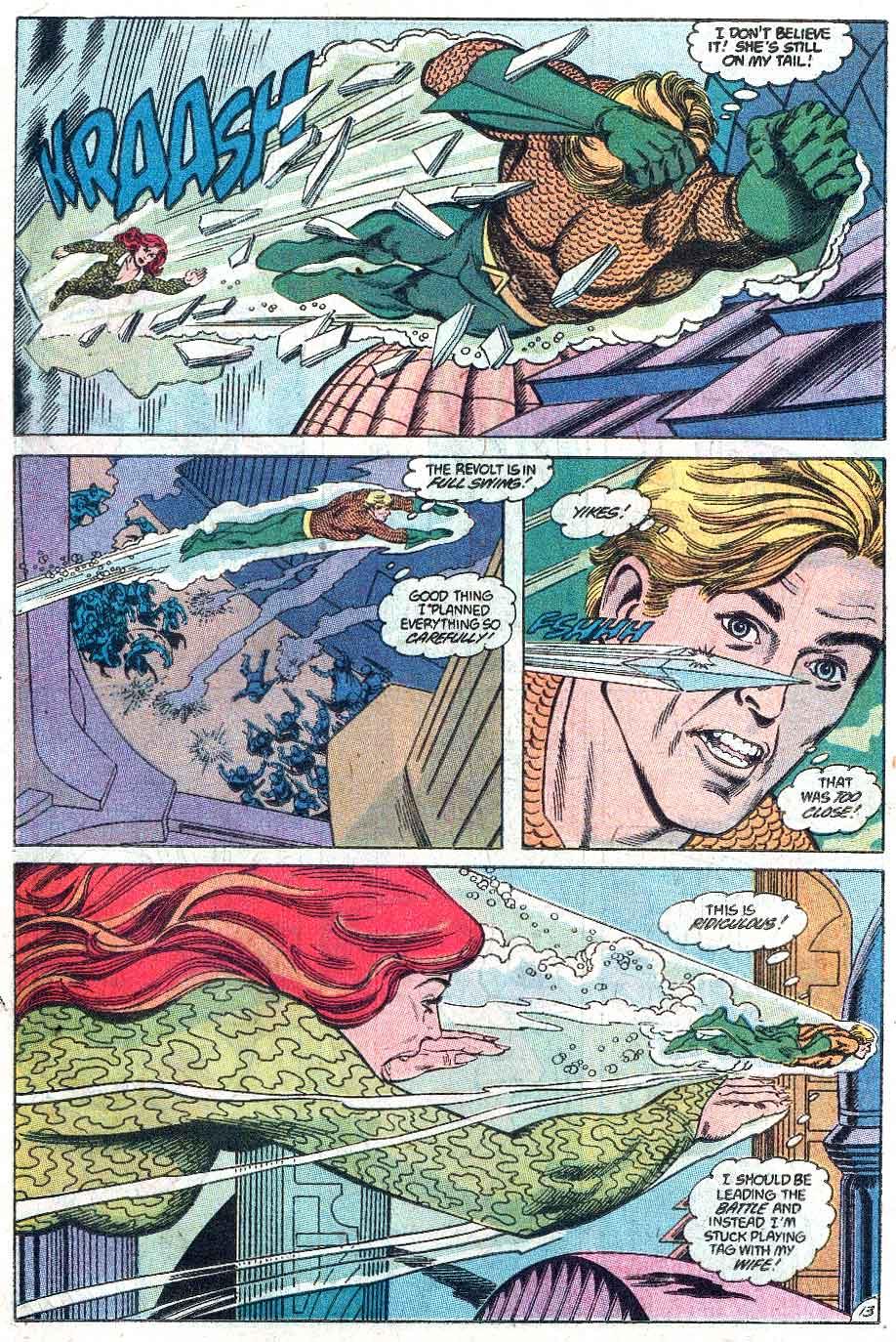 Read online Aquaman (1989) comic -  Issue #3 - 14