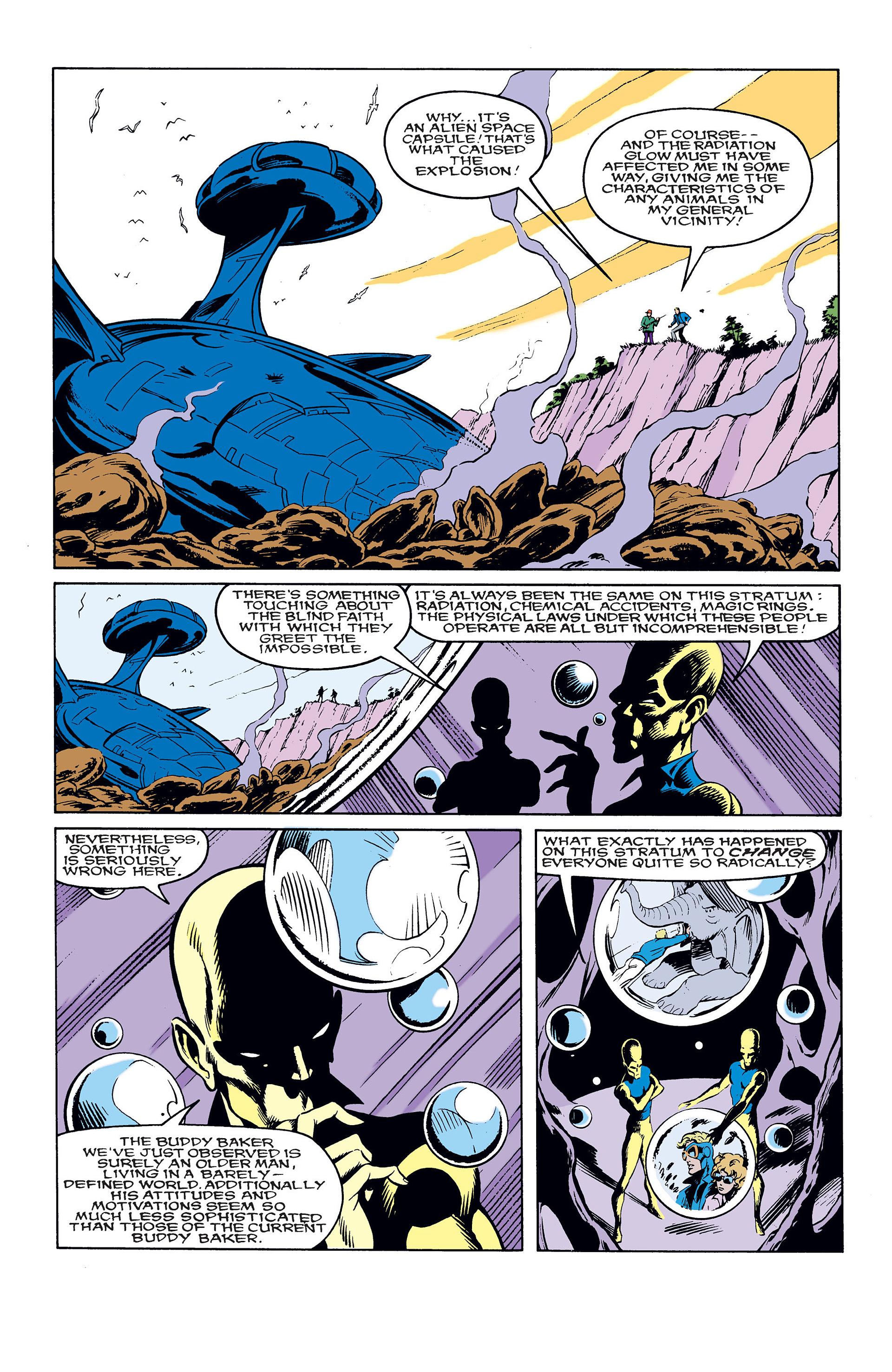 Read online Animal Man (1988) comic -  Issue #10 - 16