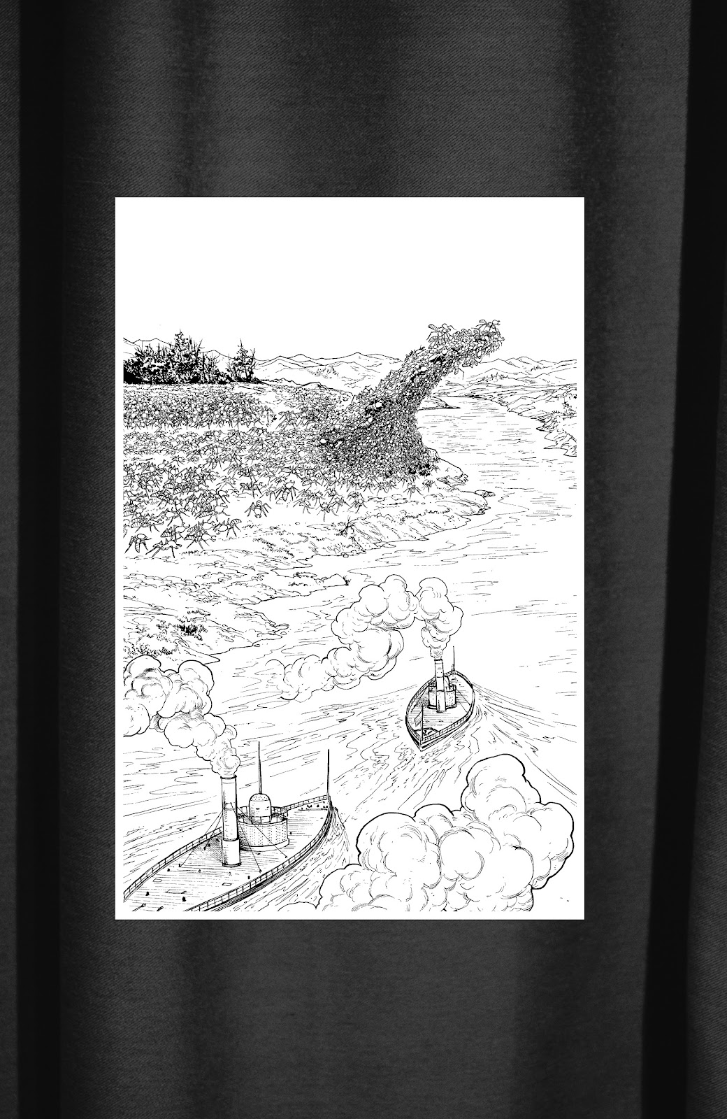 Read online Alan Moore's Cinema Purgatorio comic -  Issue #18 - 34
