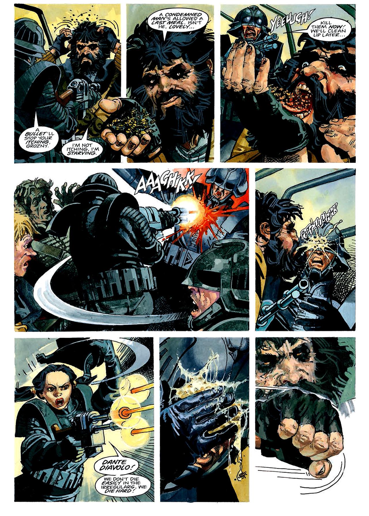 Read online Nikolai Dante comic -  Issue # TPB 4 - 38