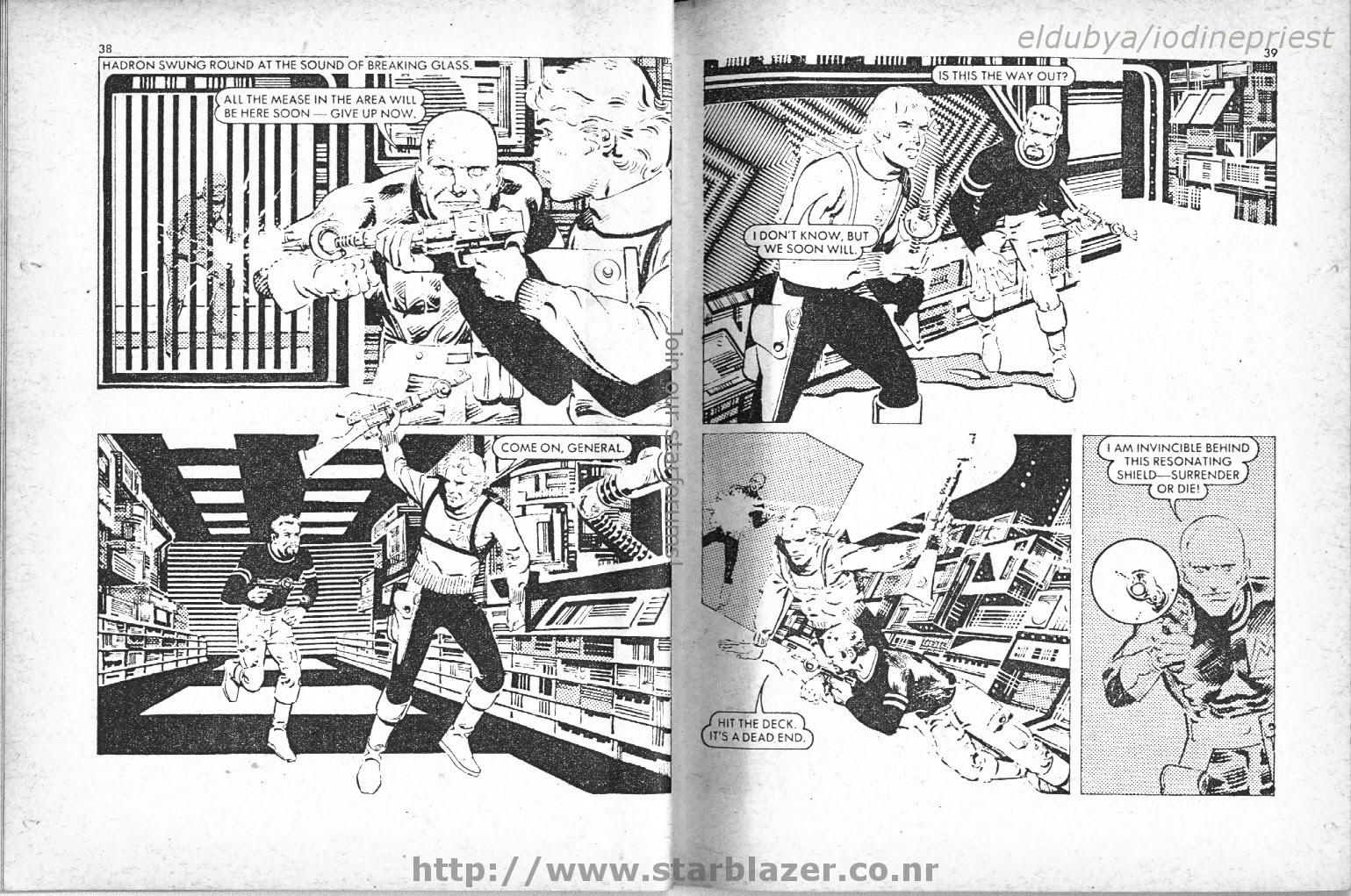 Starblazer issue 50 - Page 21