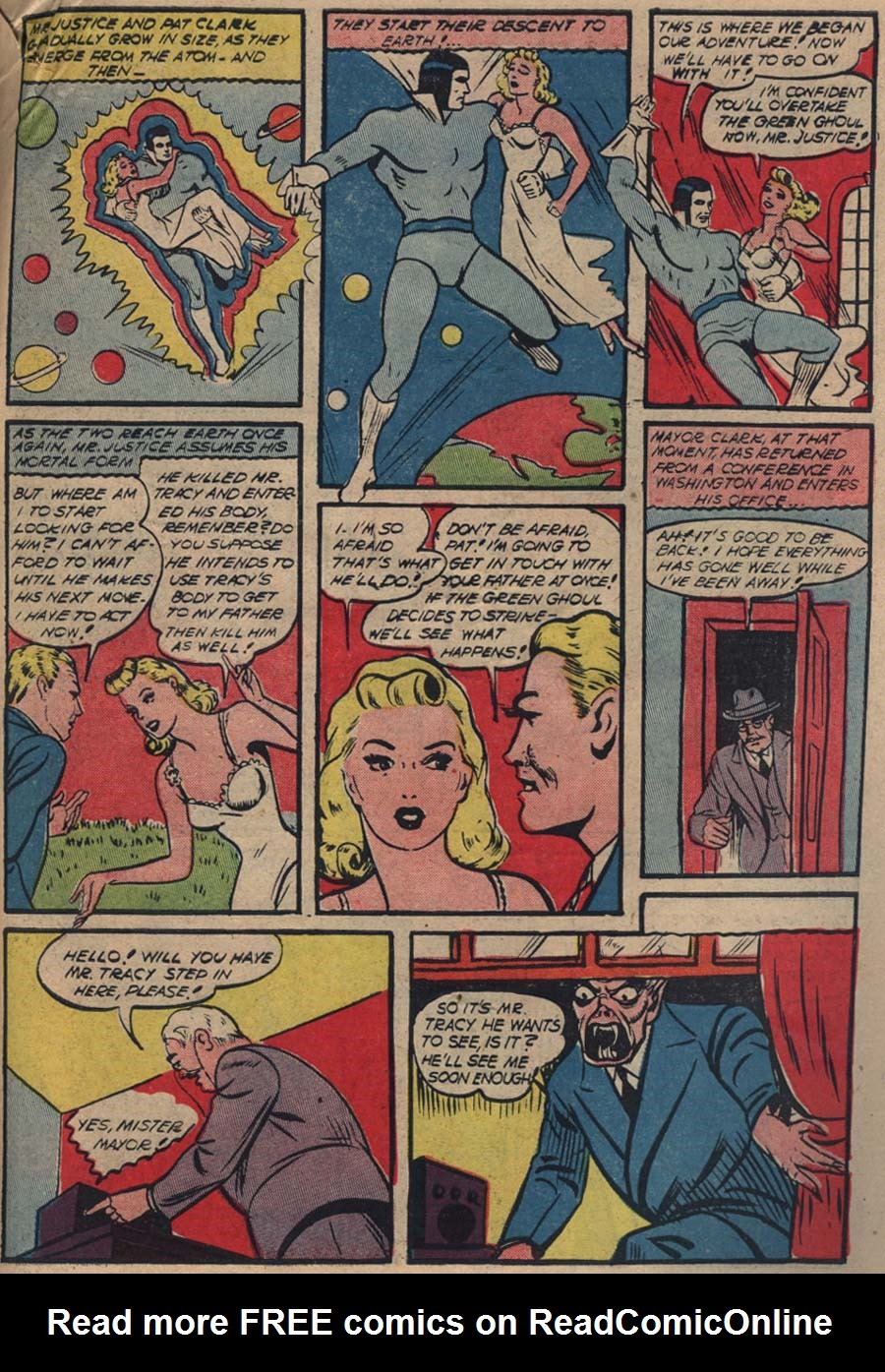 Blue Ribbon Comics (1939) issue 18 - Page 60
