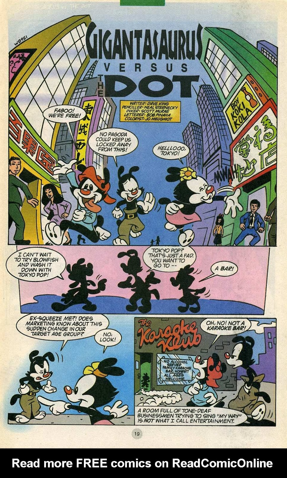 Animaniacs (1995) issue 13 - Page 20