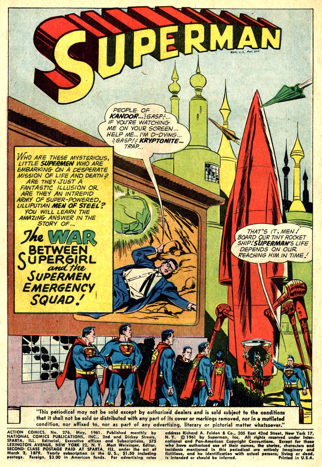 Action Comics (1938) 276 Page 2
